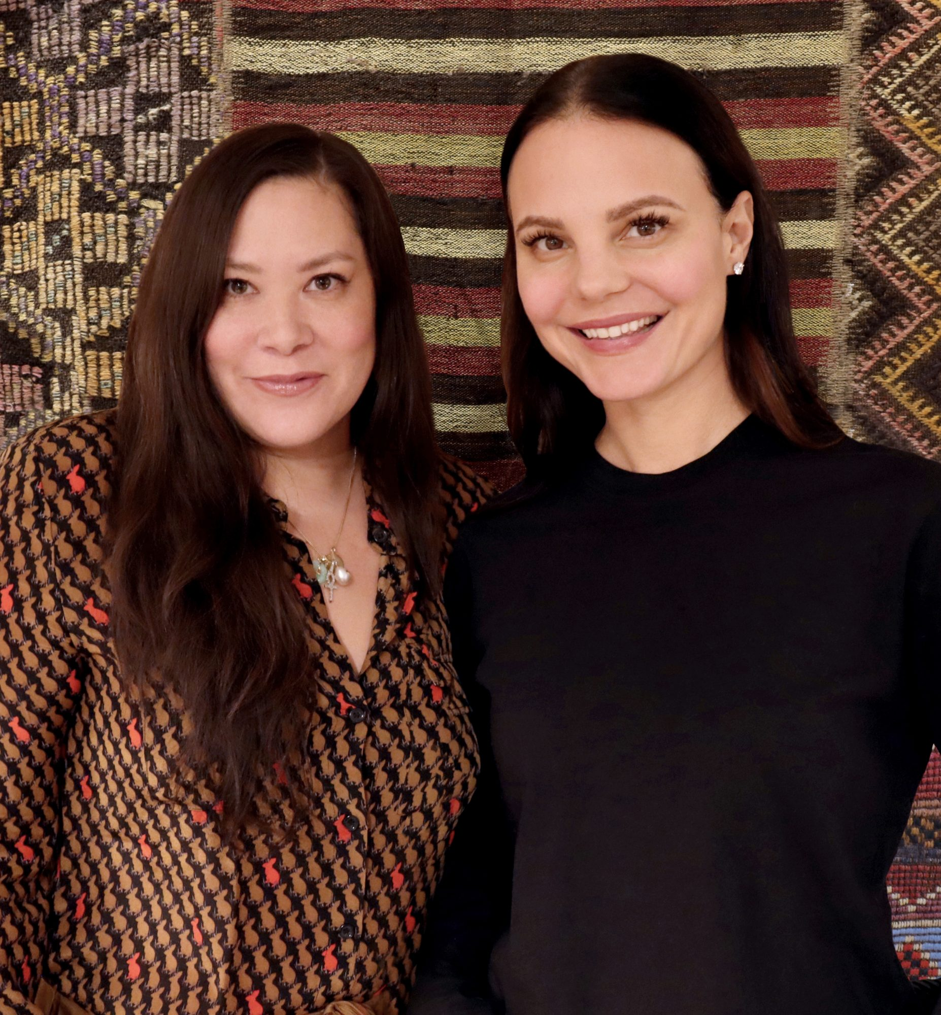 Minya Quirk and Deirdre Maloney Shoppe Object co-founders