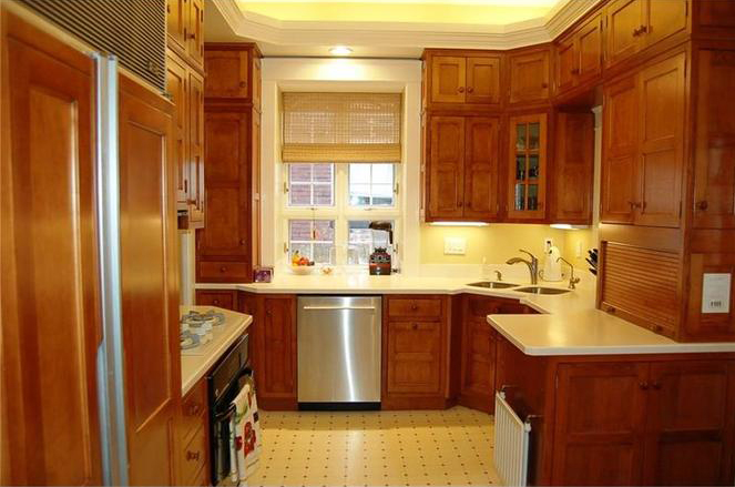 pittsburgh home kitchen before remodeling