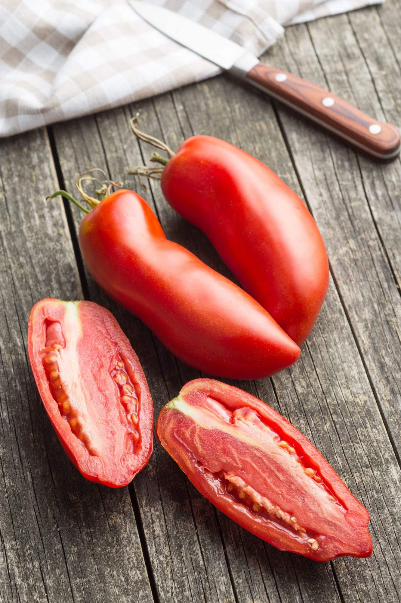 What Is So Special About San Marzano Tomatoes?