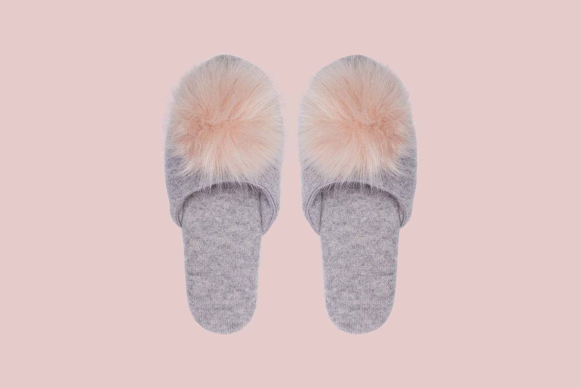 Arlotta Pom Pom Slide slippers