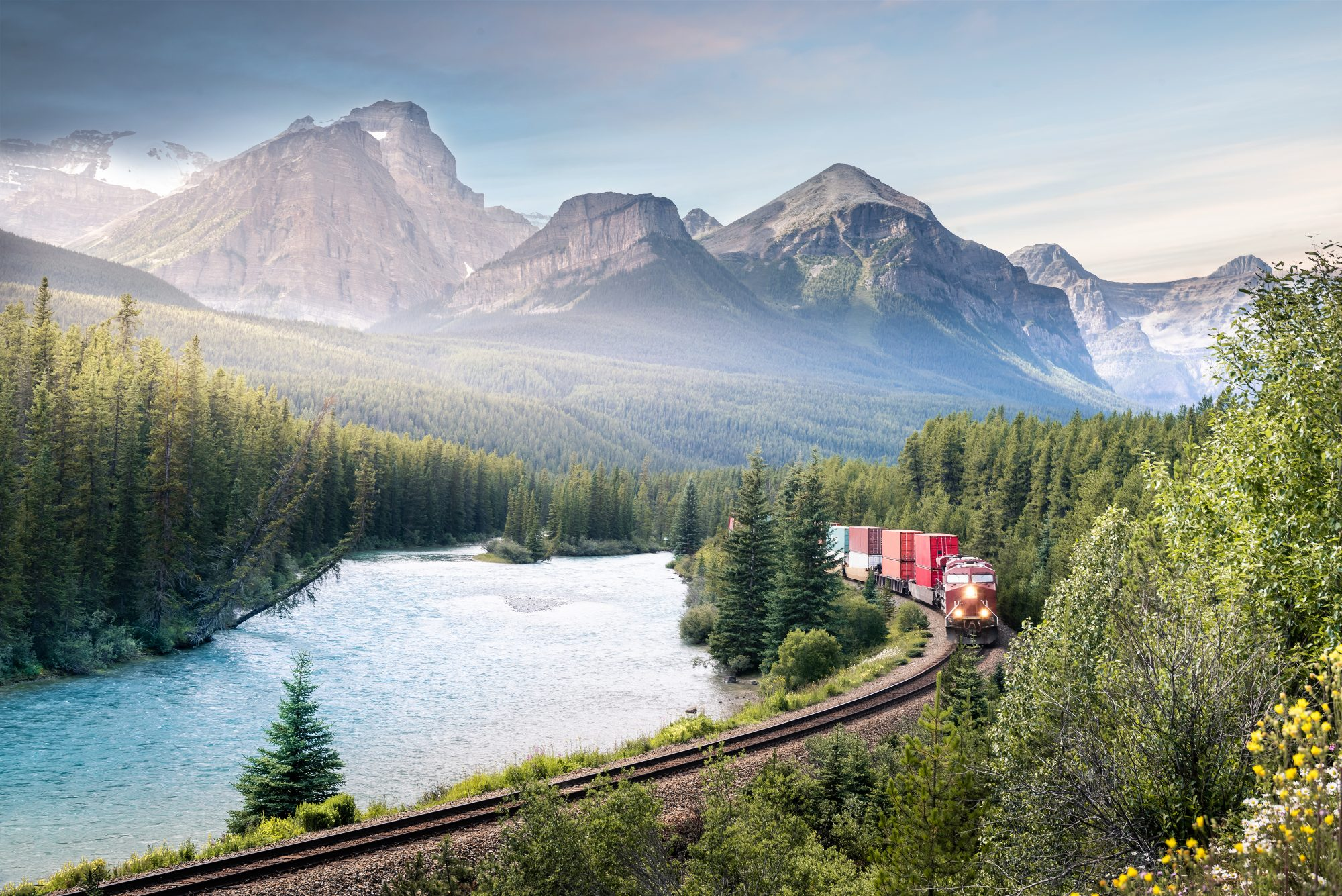 12 of the Most Scenic Train Rides to Take Across America