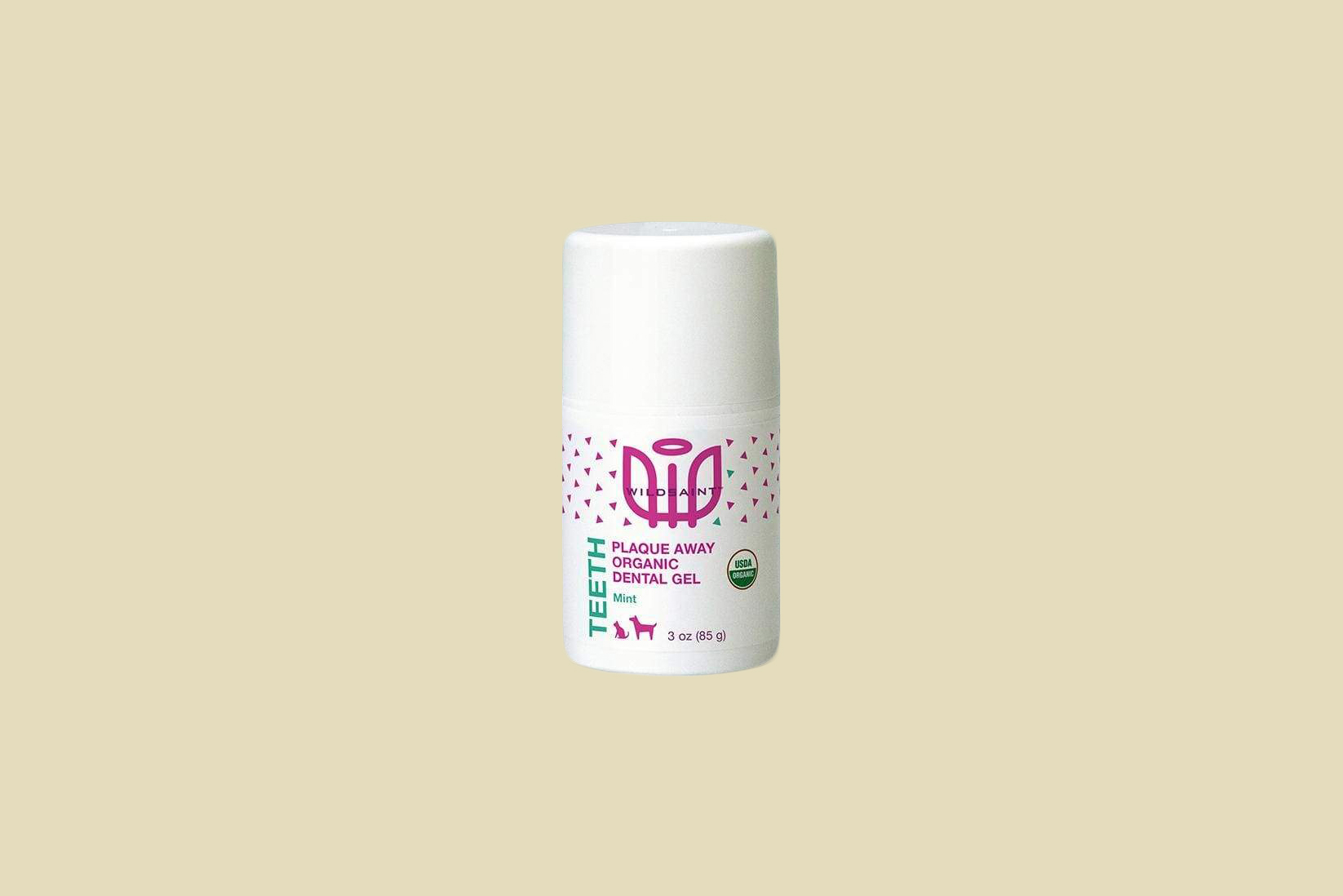 Wildsaint Plaque Away Tooth Gel for Dogs and Cats