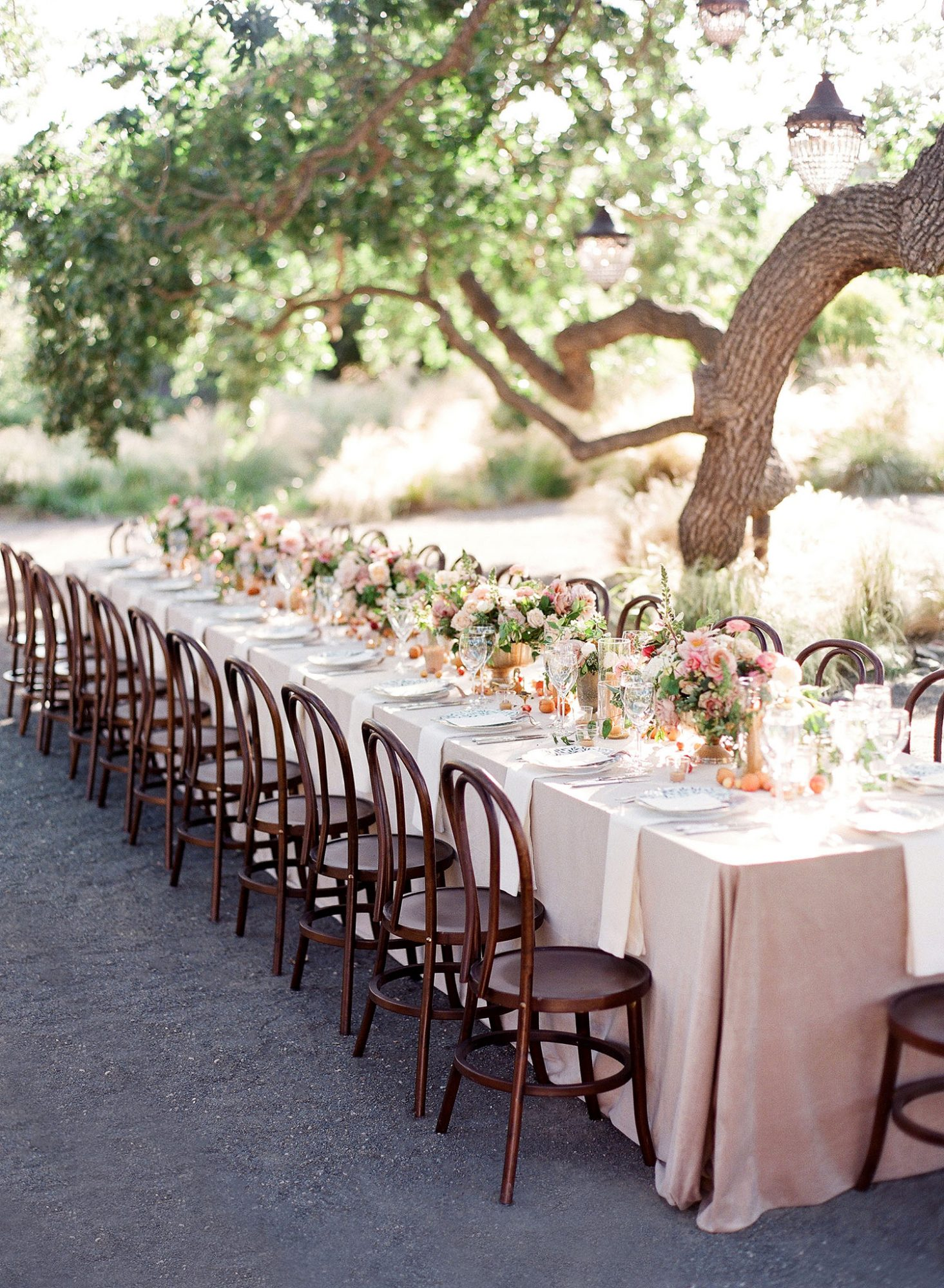 tamara erik wedding reception head table