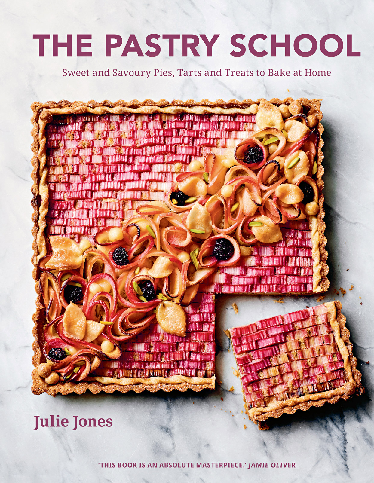 the pastry school by julie jones book cover