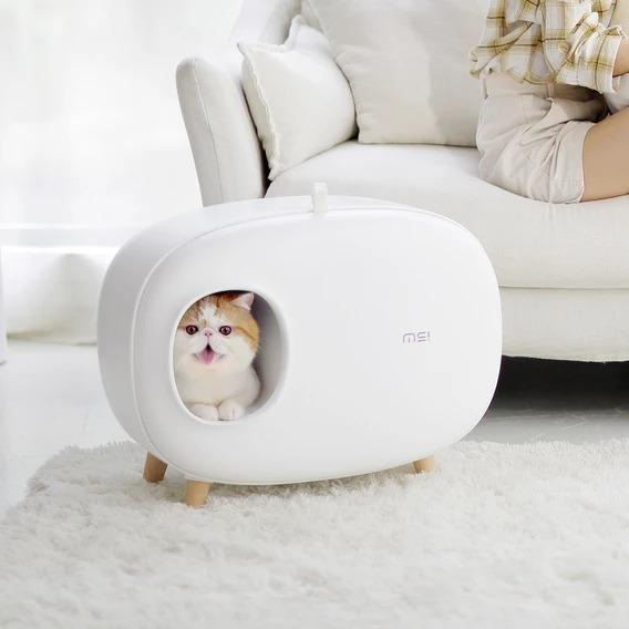 Cat Litter Box by Alagn