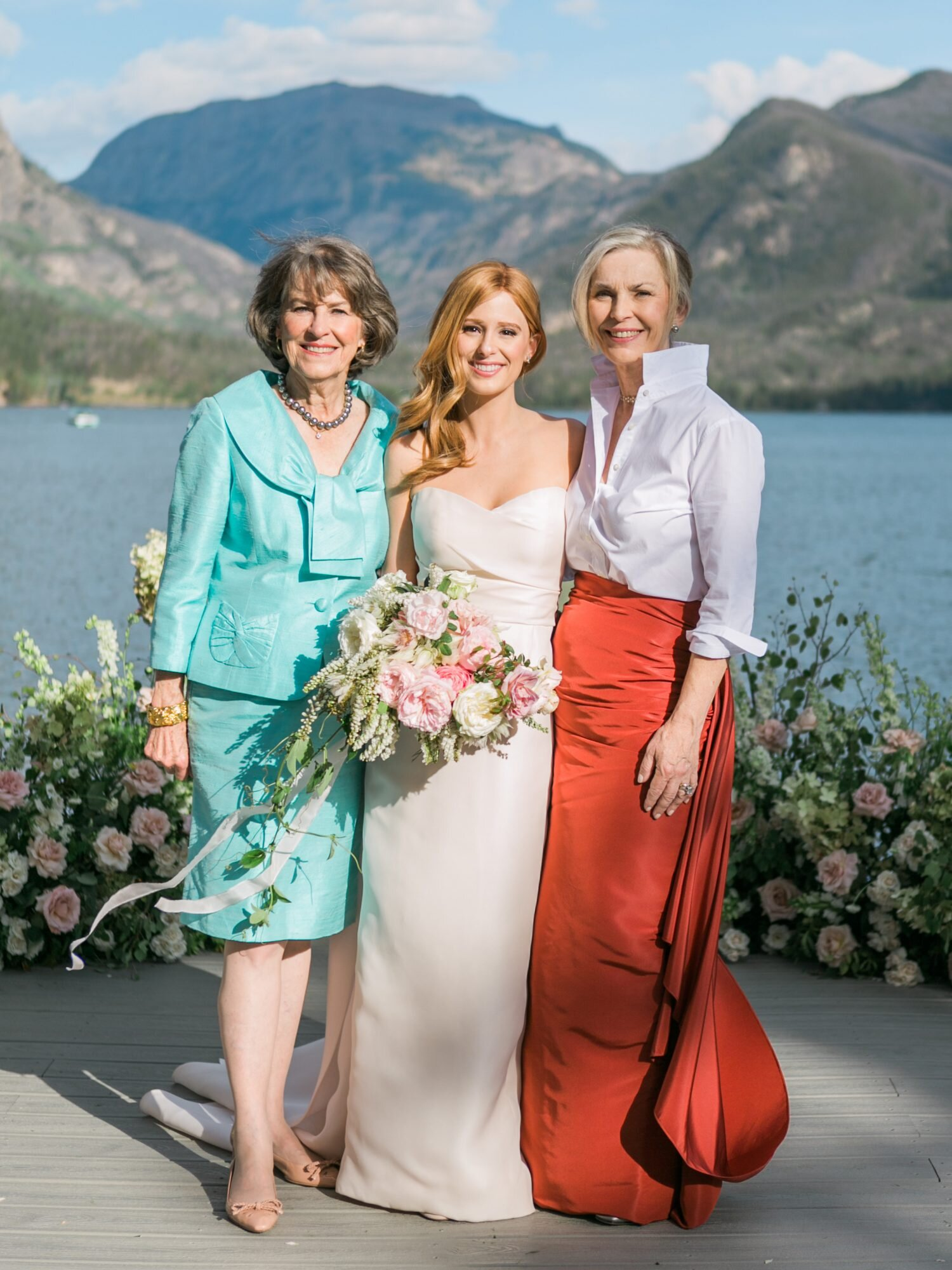 When Should the Mothers of the Bride and Groom Buy Their Dresses ...