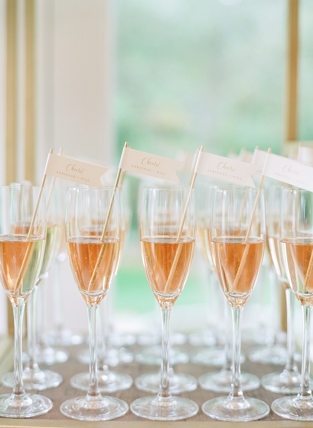 A Champagne Station