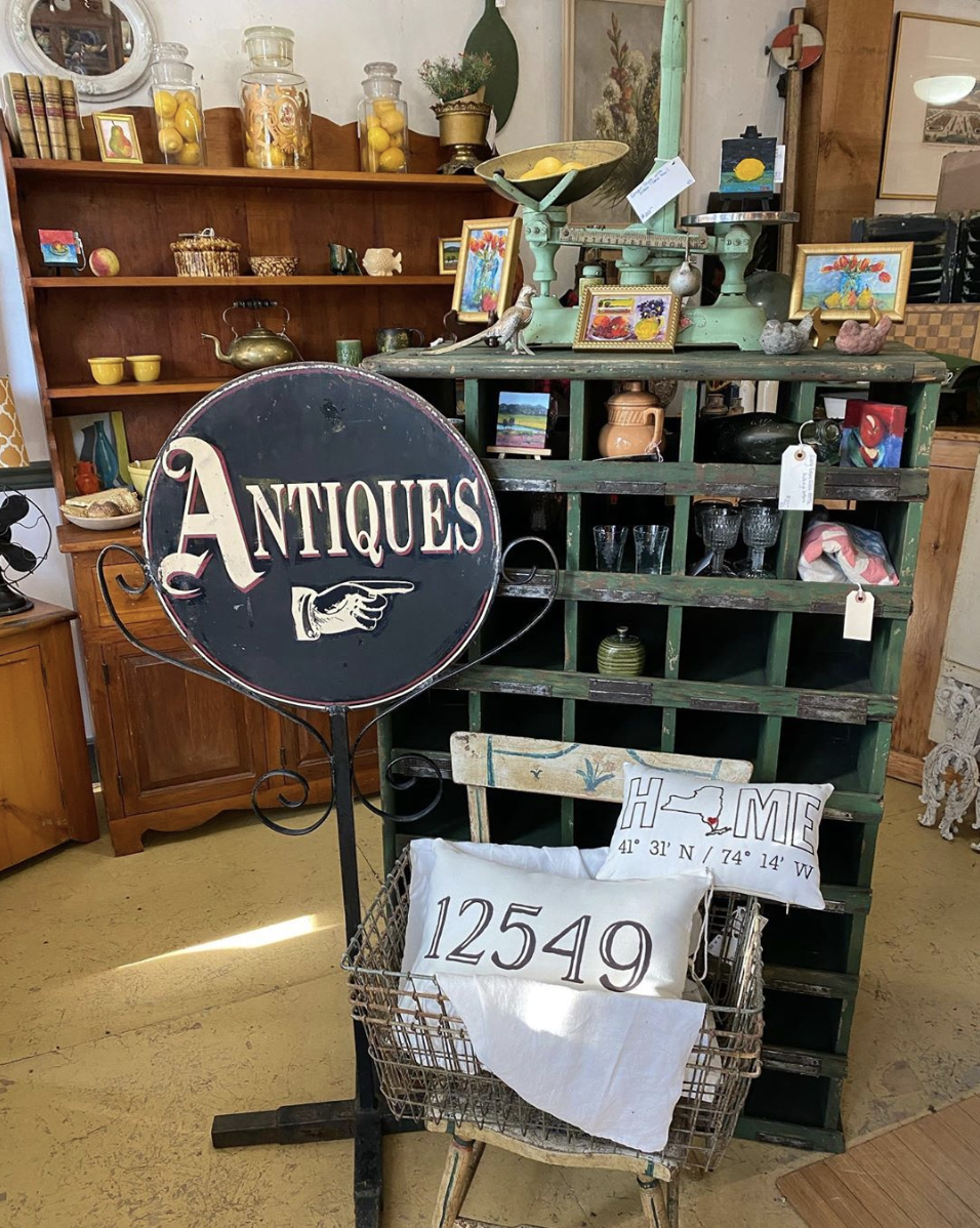 """Smaller towns tend to offer far better deals than big cities,"" says Martin. He could very well be describing Clinton, a southern charmer whose historic Main Street is home to more than 20 antique shops. They sell items like American and primitive period furnishings and hand-poured scented candles that visitors can't get enough of. Plan to browse at Burrville Antiques and the Shoppe at 350 Market."