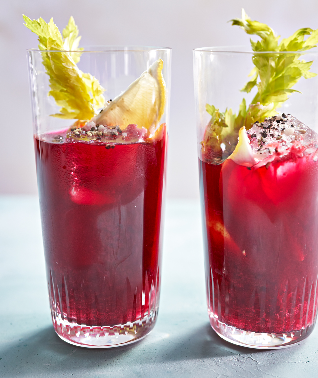 Beet Bloody Marys