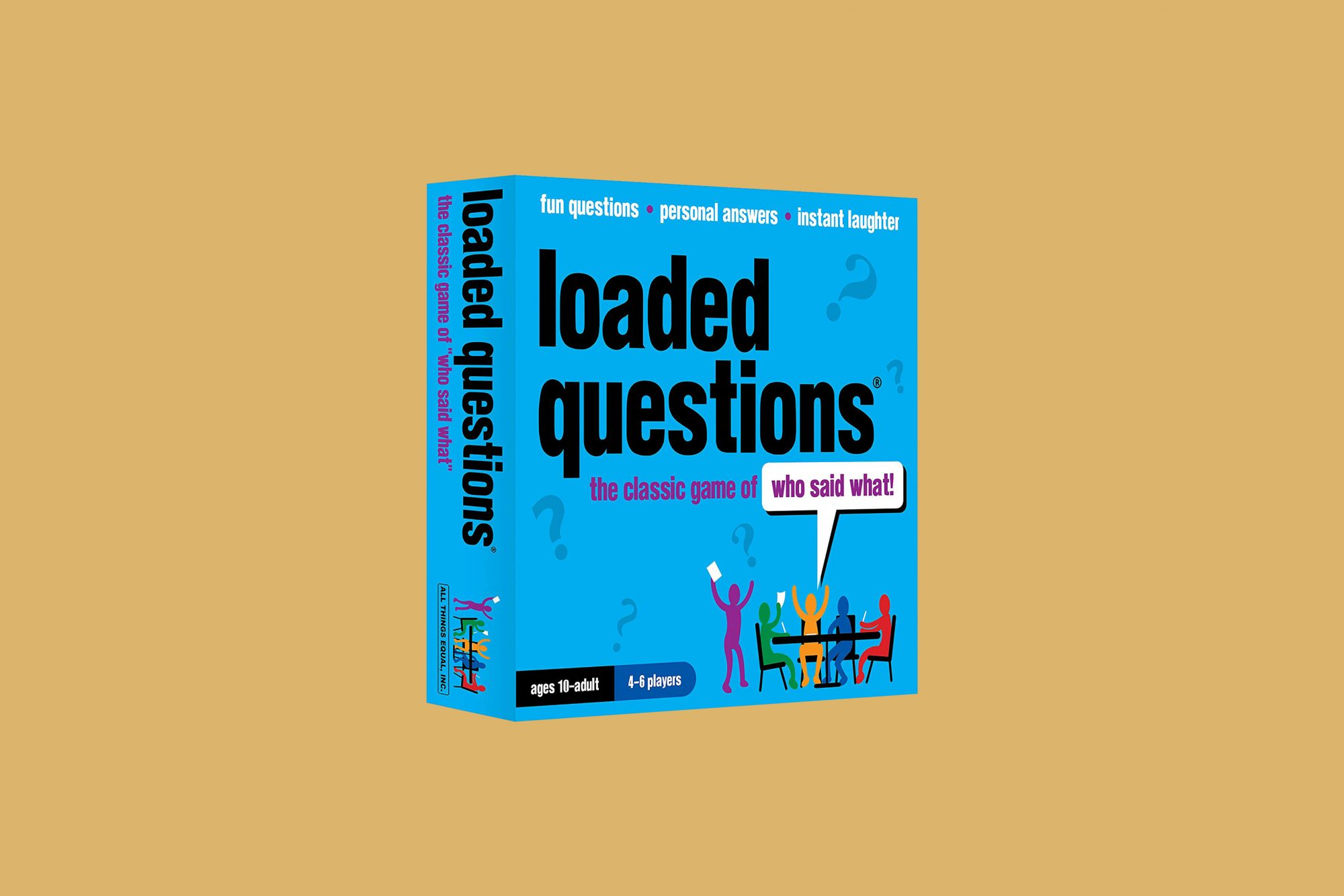 Loaded Questions, The Friends/Family Version