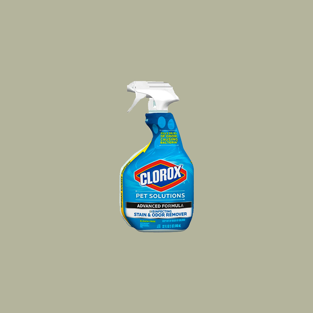 clorox pet stain and odor remover