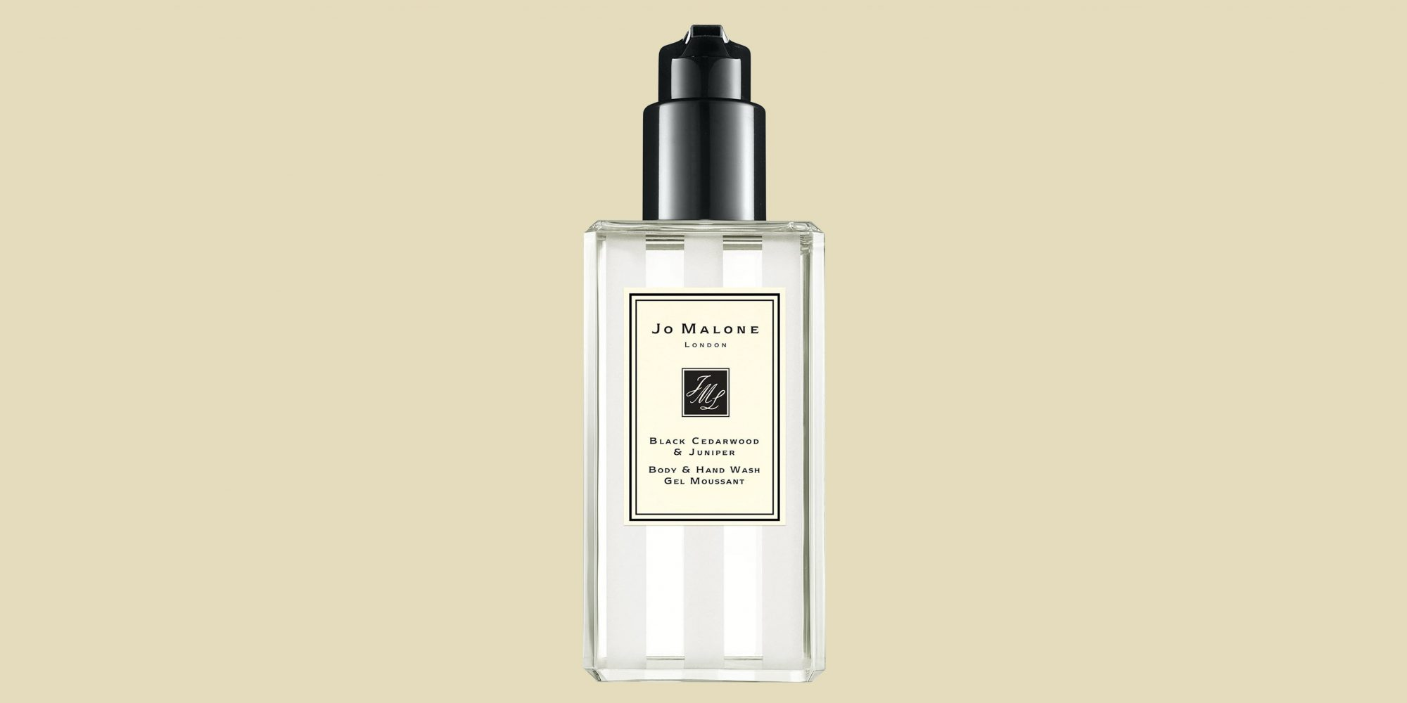 Jo Malone Black Cedarwood and Juniper Body and Hand Wash