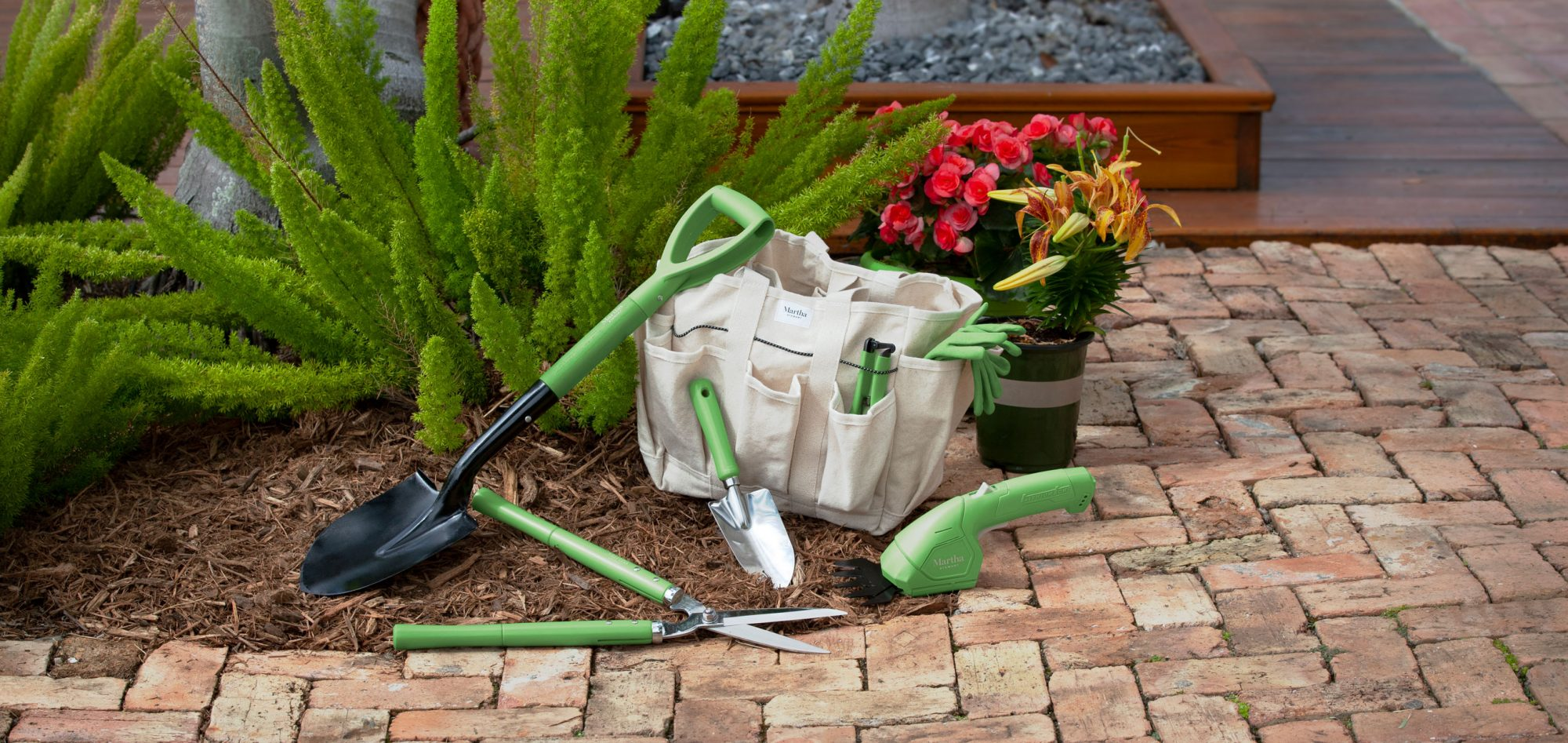 martha stewart collection garden tools