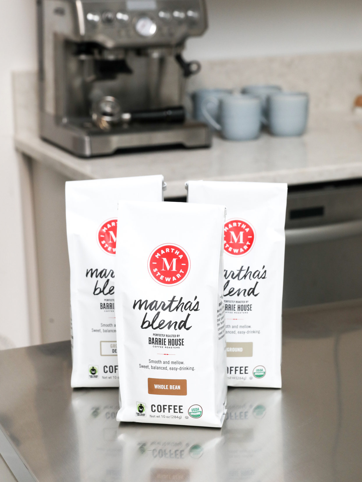 martha stewart coffee martha's blend by barrie house