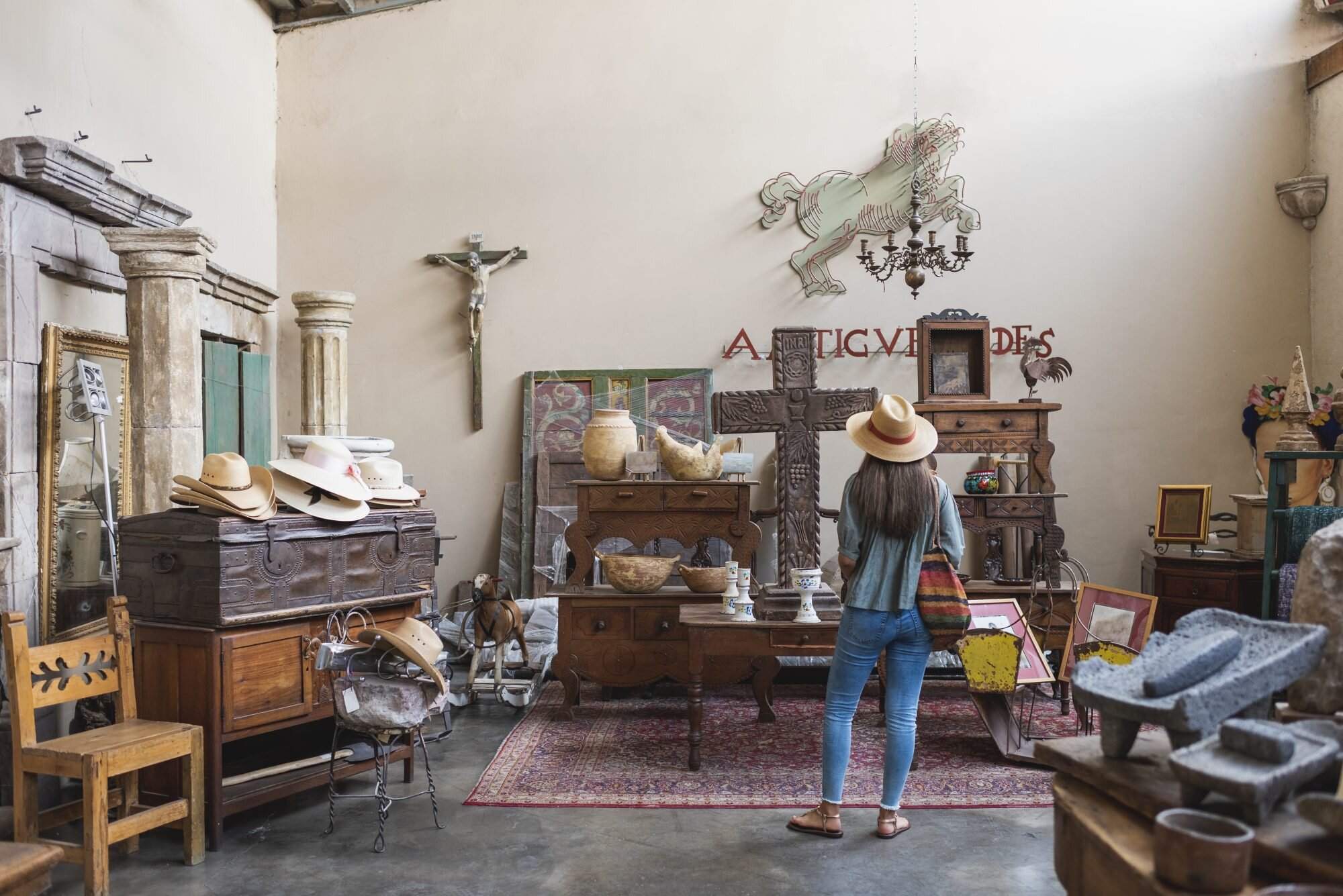 The Best Places To Go Antiquing Across The Country Martha Stewart