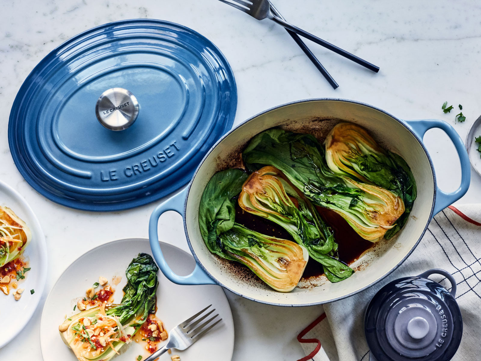 Le Creuset's First-Ever Factory-to-Table Online Flash Sale Is Happening Right Now