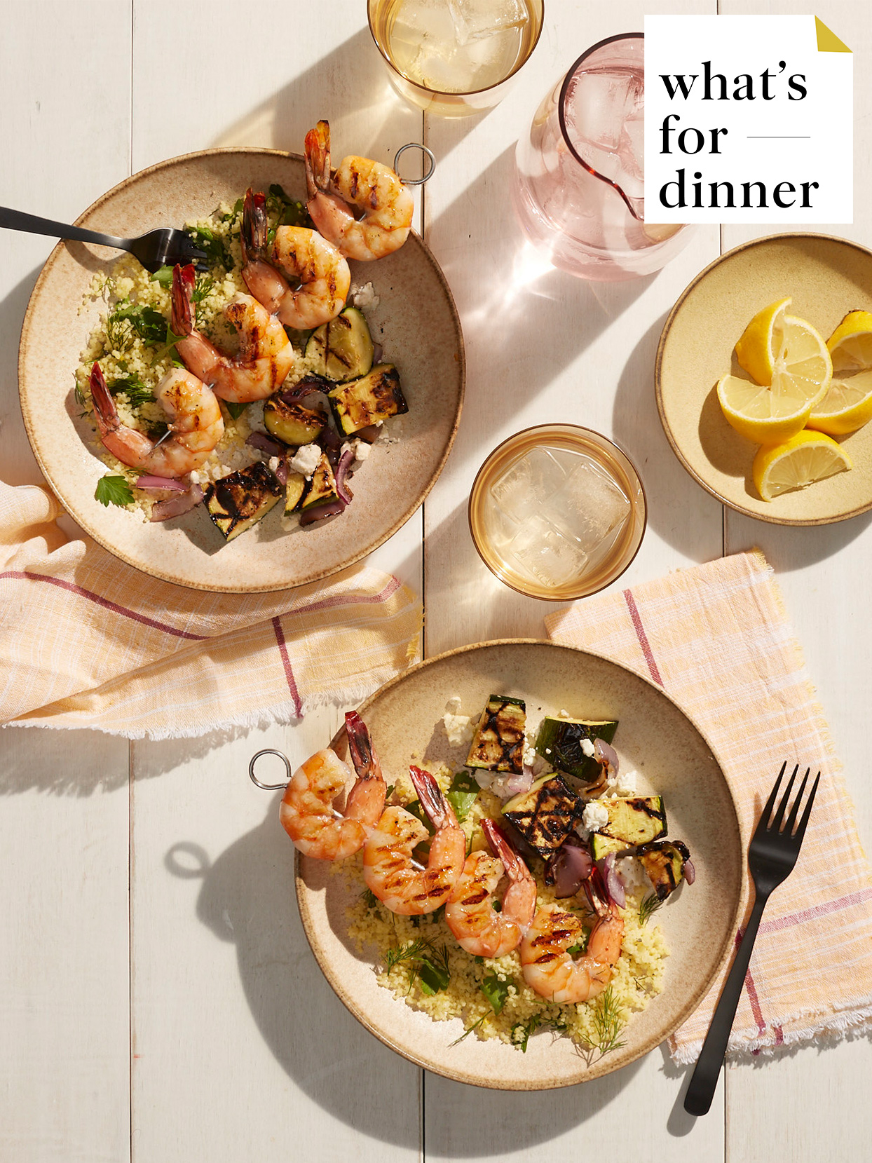 What's for Dinner? 22 Recipes Weeknight Recipes to Make in May (Including a Few Extra-Special Seafood Dishes)