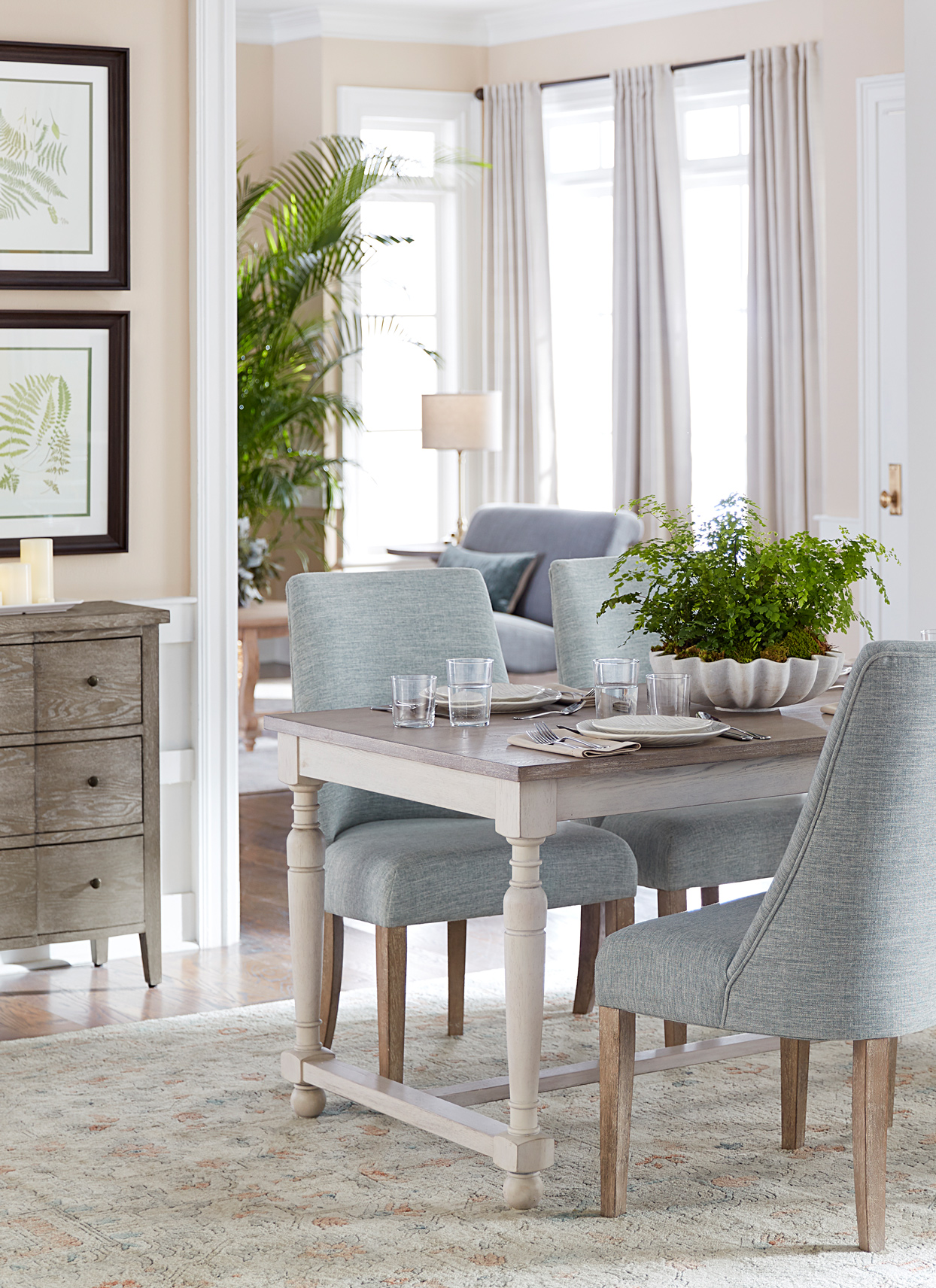 wayfair bedford dining room collection