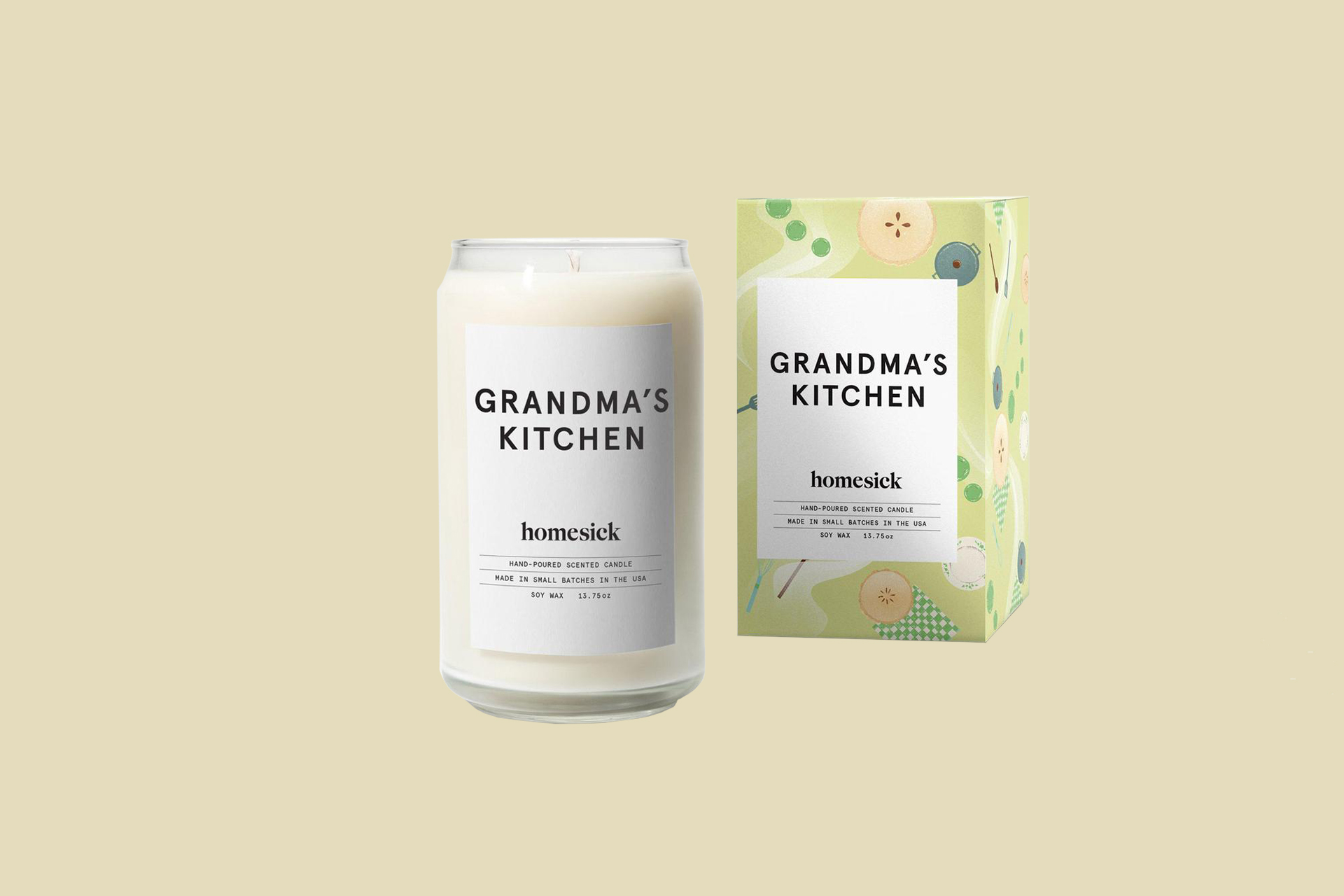 "Homesick ""Grandma's Kitchen"" Candle"
