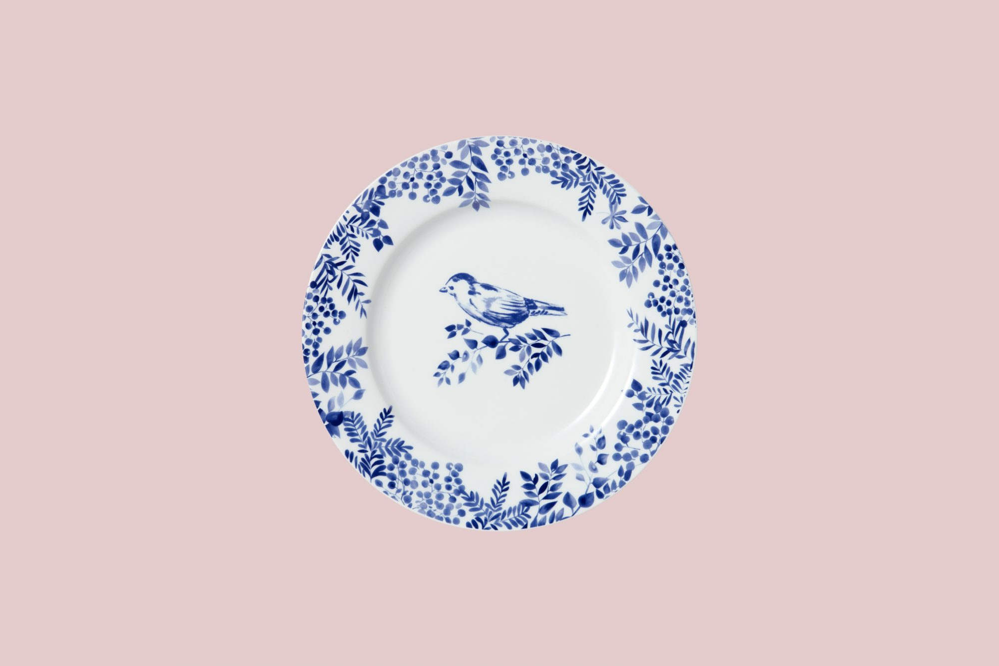 Martha Stewart Collection English Garden Salad Plates