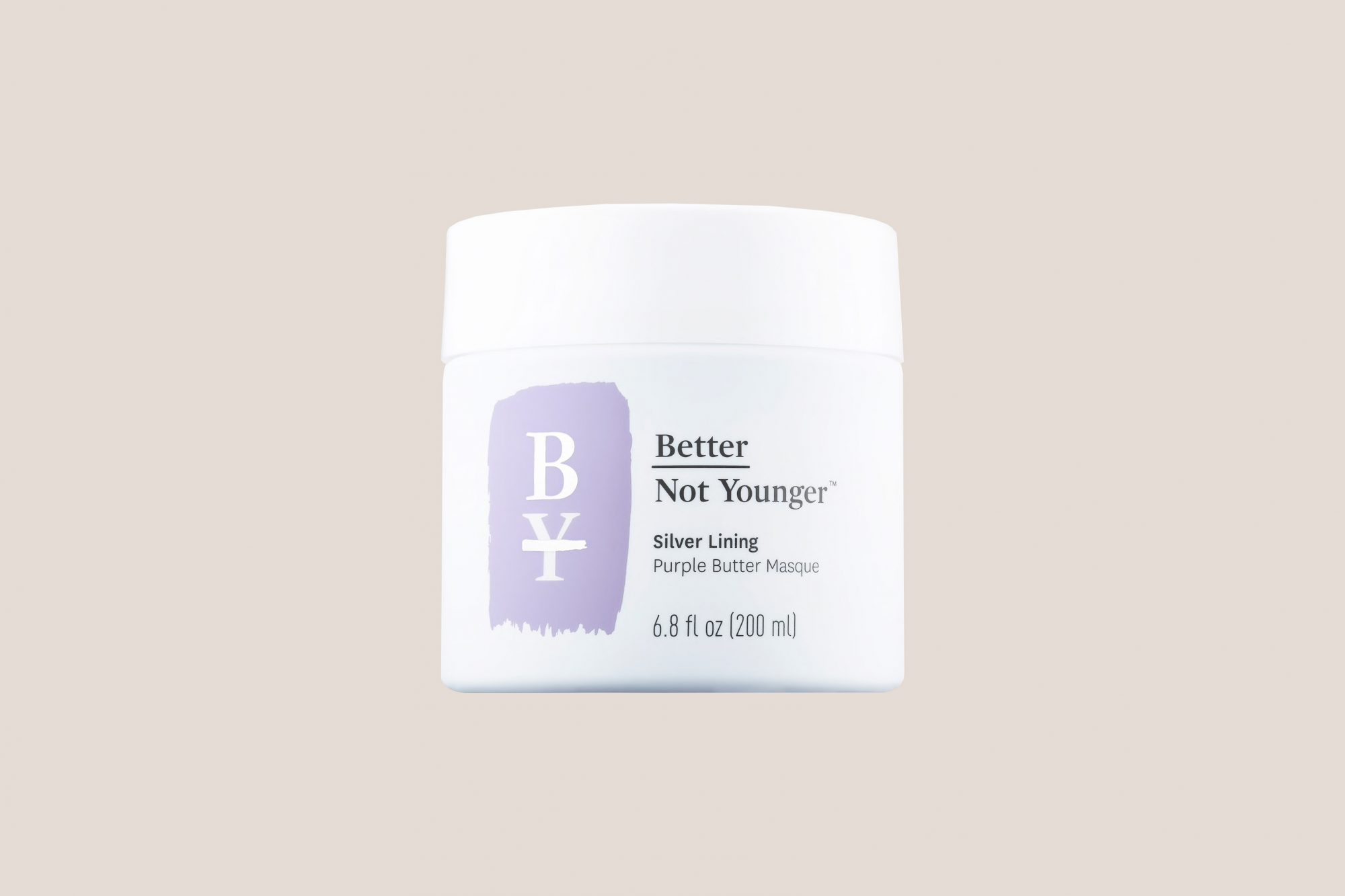 Better Not Younger Silver Lining Purple Butter Masque