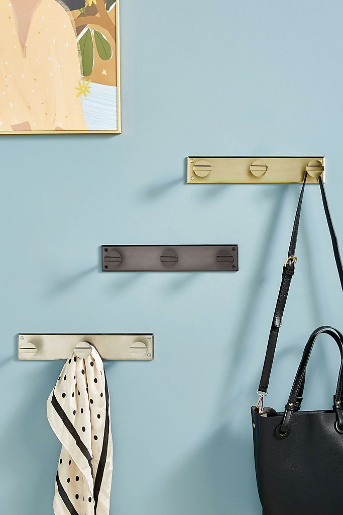 anthropologie aeron hook rack