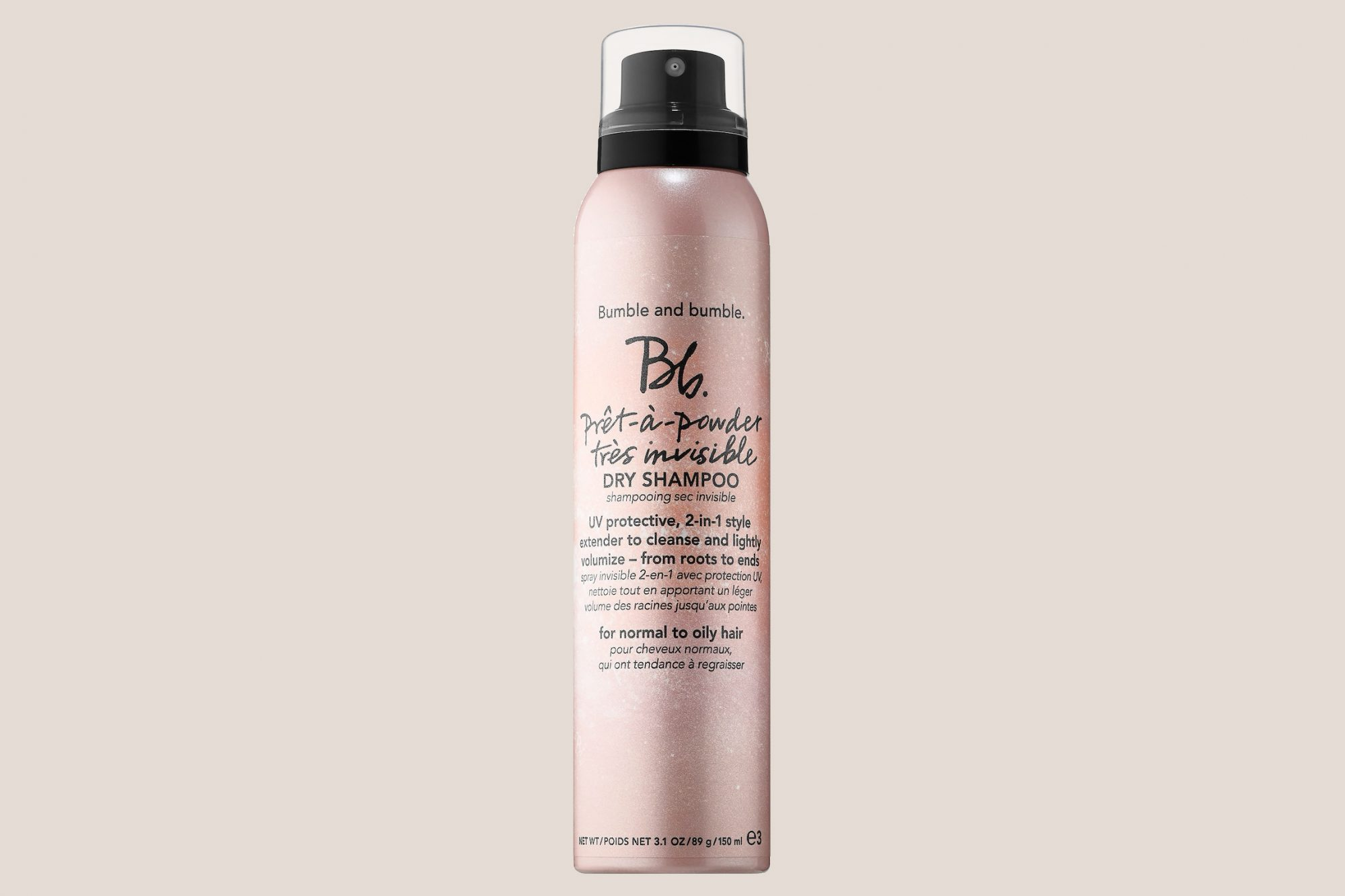 "Bumble and Bumble ""Pret-a-Powder"" Invisible Dry Shampoo"