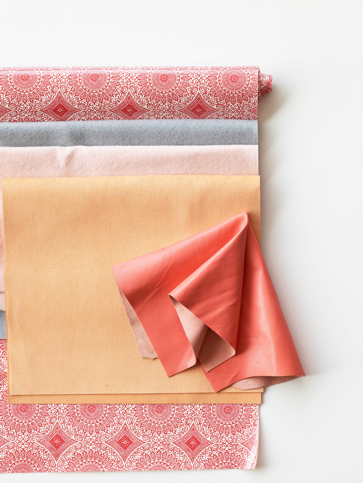 warm toned specialty fabric