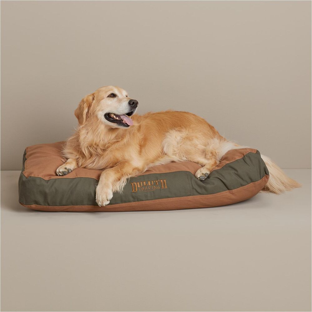 Duluth Trading Company dog bed