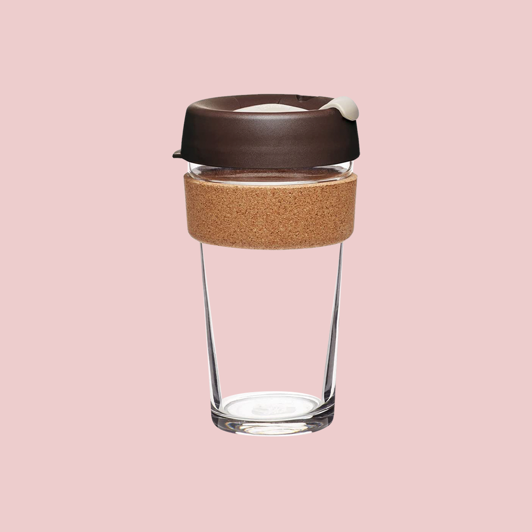 KeepCup Cork Reusable Coffee Cup