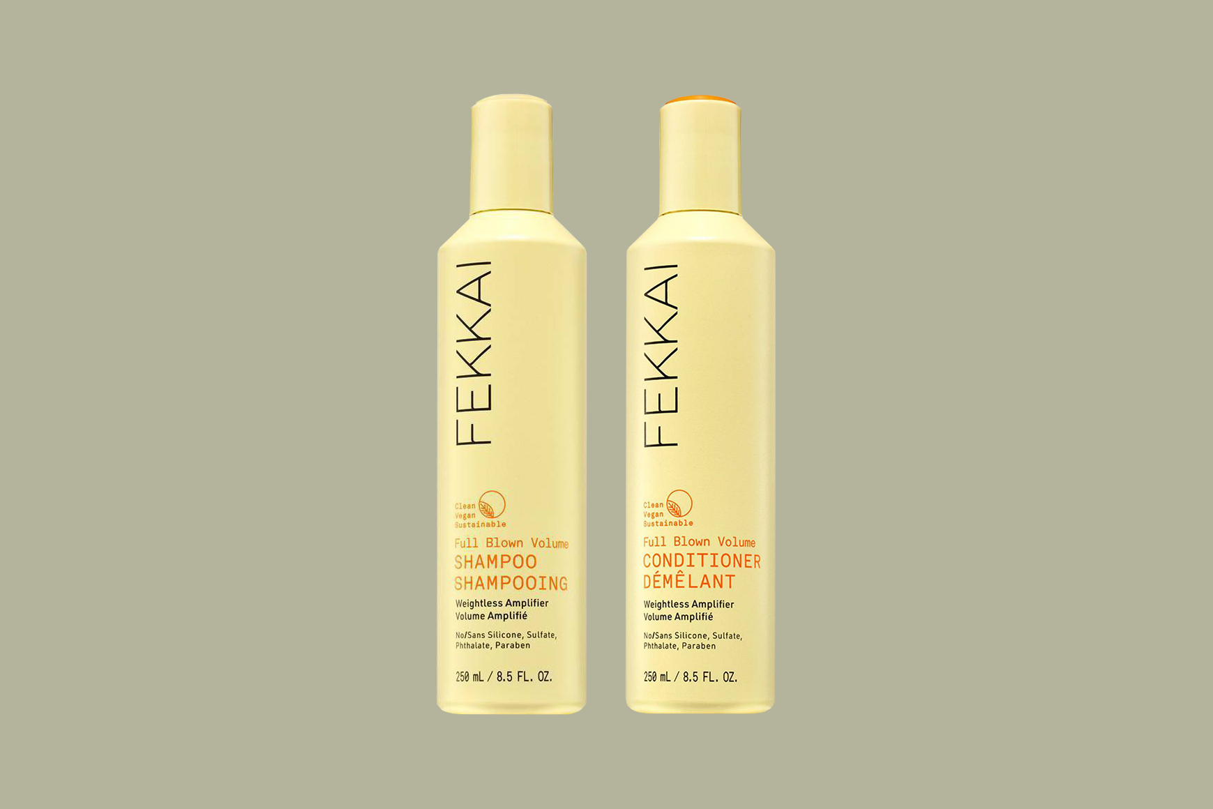 fekkai volumizing shampoo conditioner sets