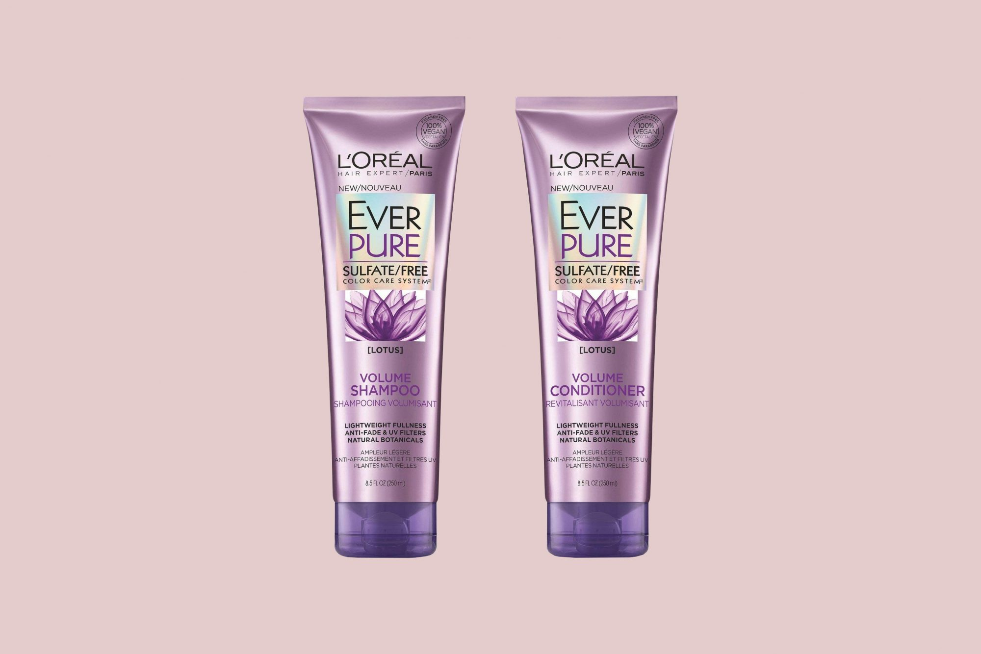 loreal volumizing shampoo conditioner sets