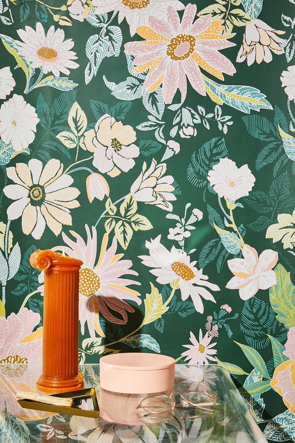 Urban Outfitters Bali Removable Wallpaper