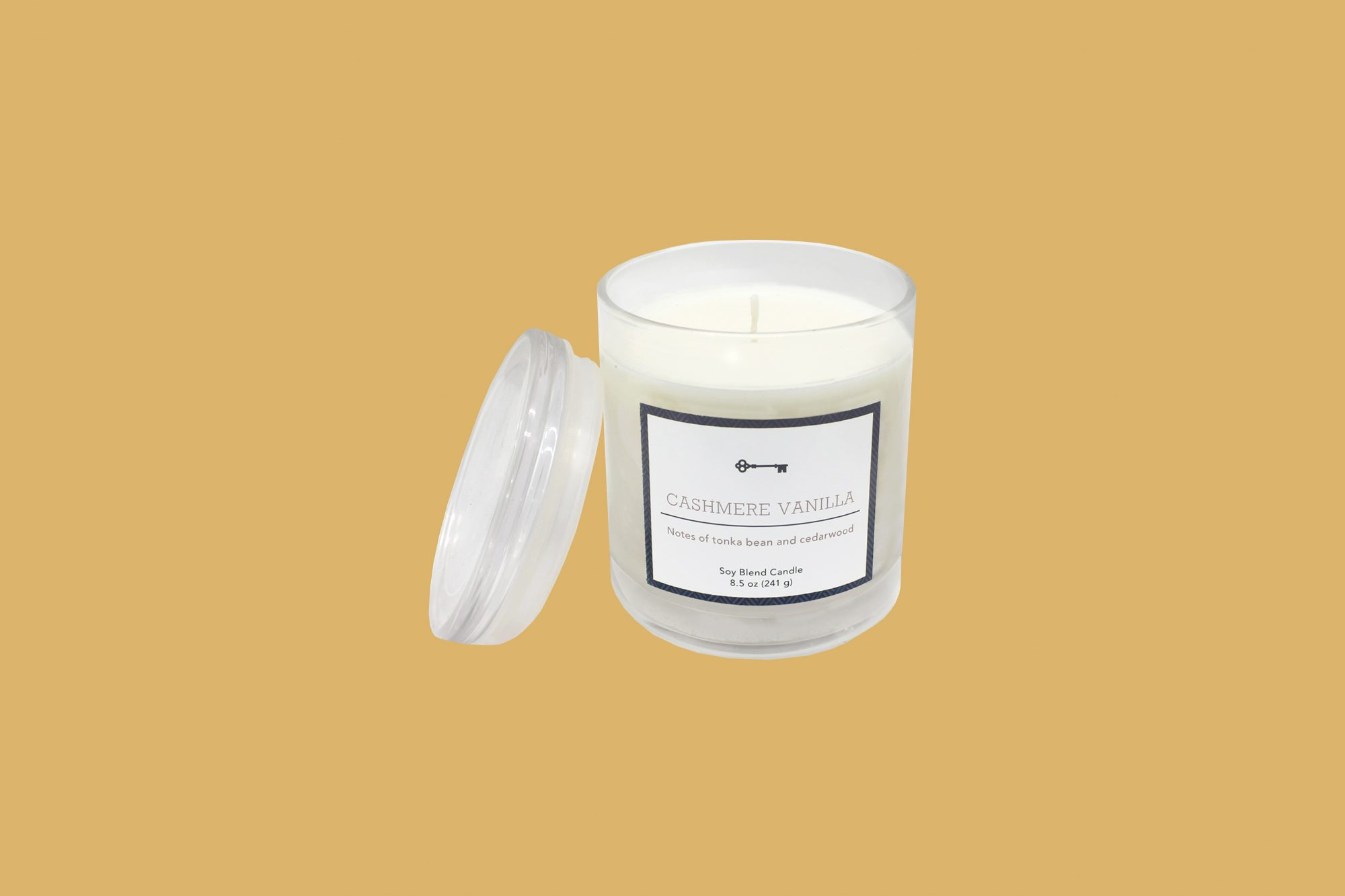 "Threshold ""Cashmere Vanilla"" Candle"