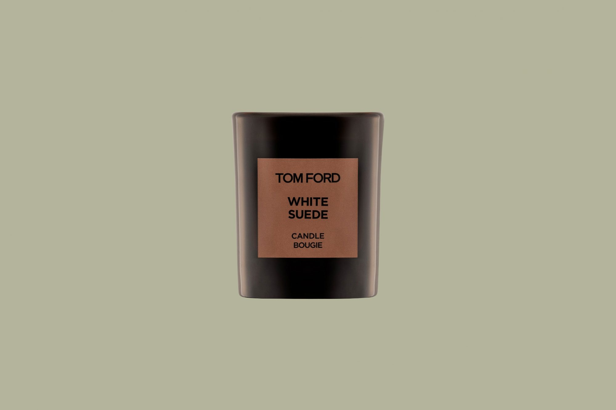 "Tom Ford ""White Suede"" Candle"