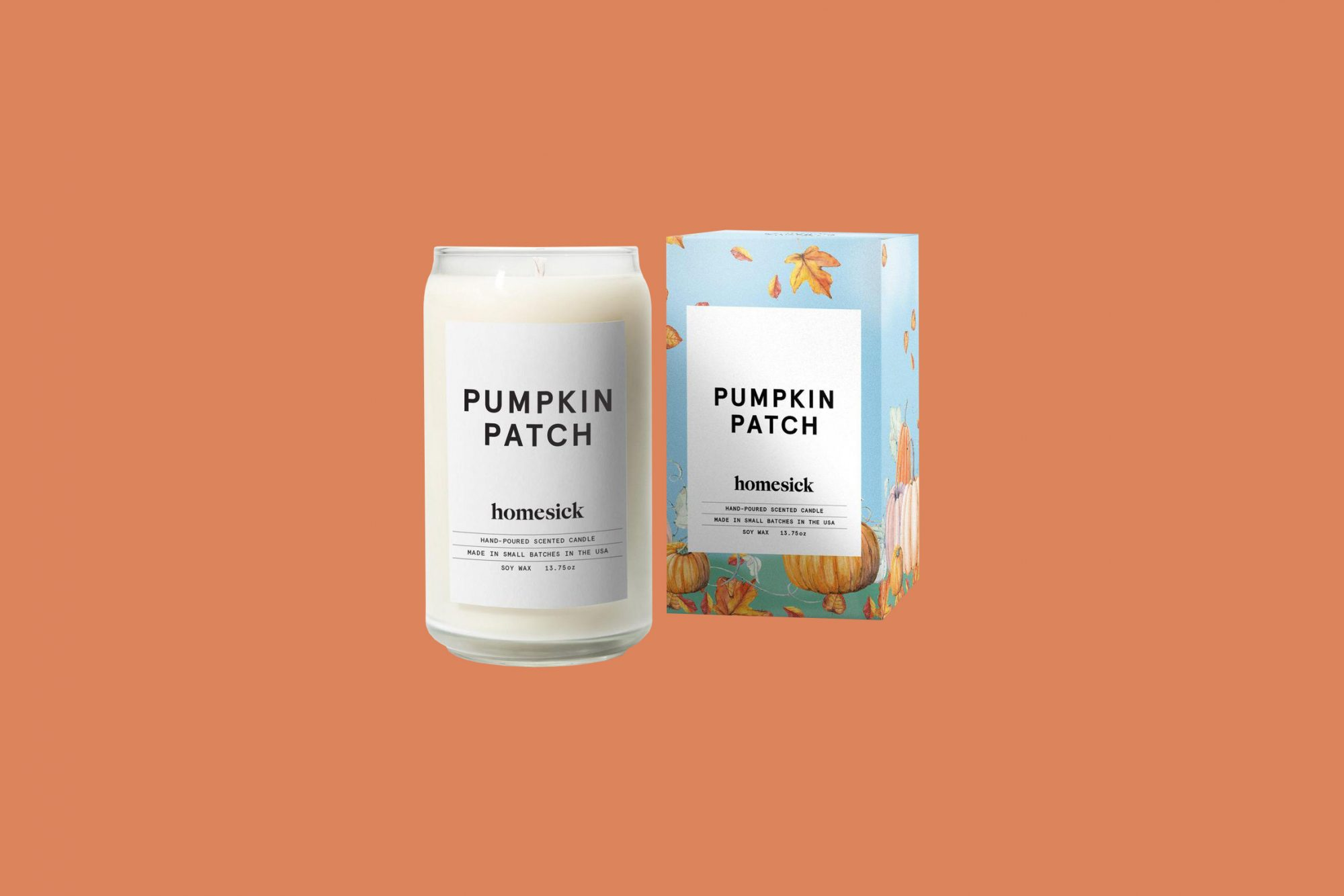 "Homesick ""Pumpkin Patch"" Candle"