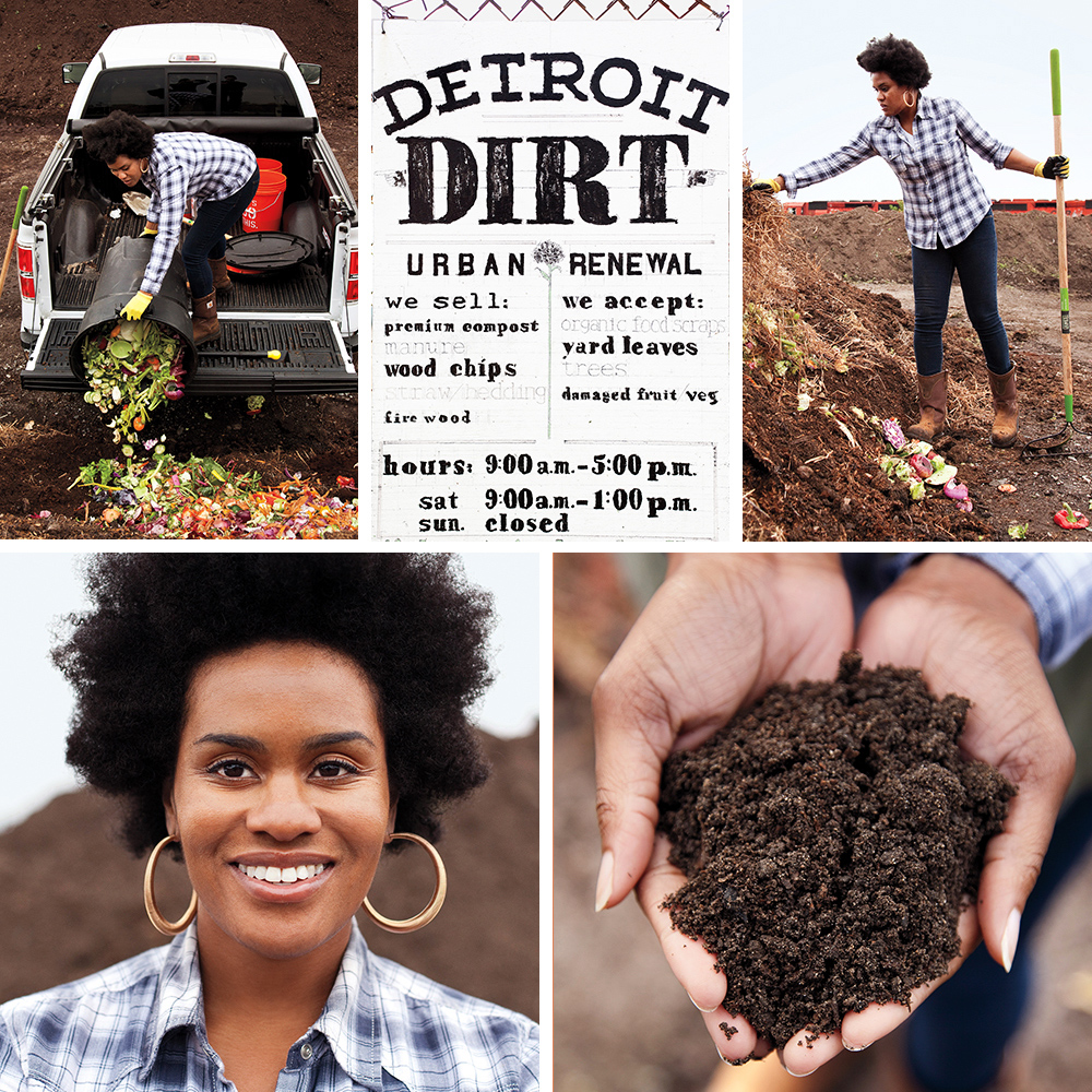 Pashon Murray Detroit Dirt