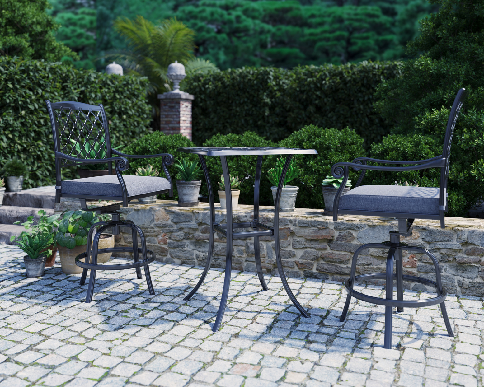 martha stewart outdoor furniture collection patio seating