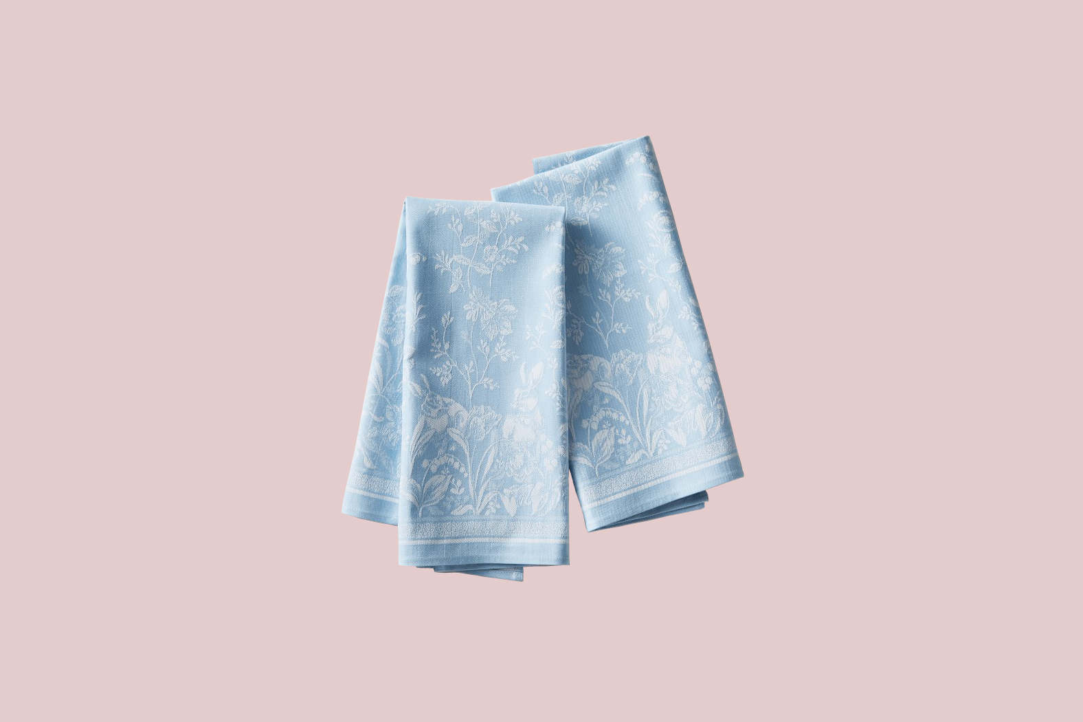 williams-sonoma spring jacquard towels