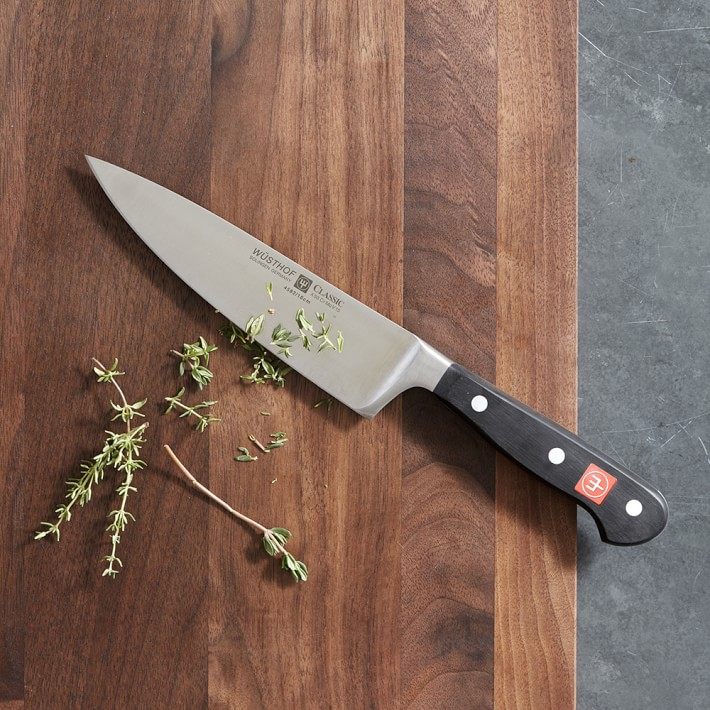 classic chef's knife by wusthof