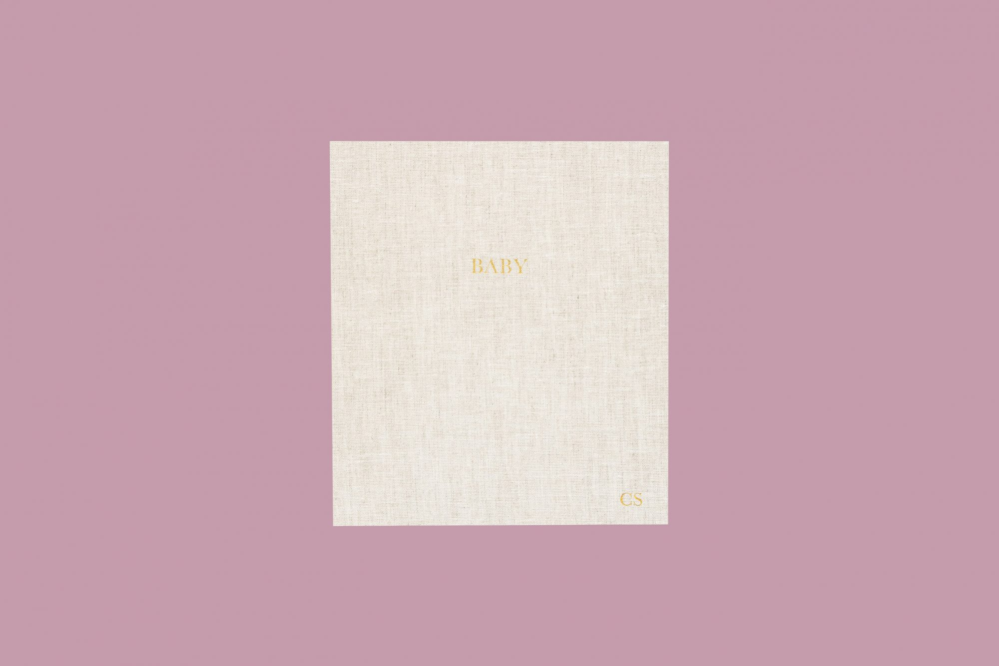 Sugar Paper The Baby Book
