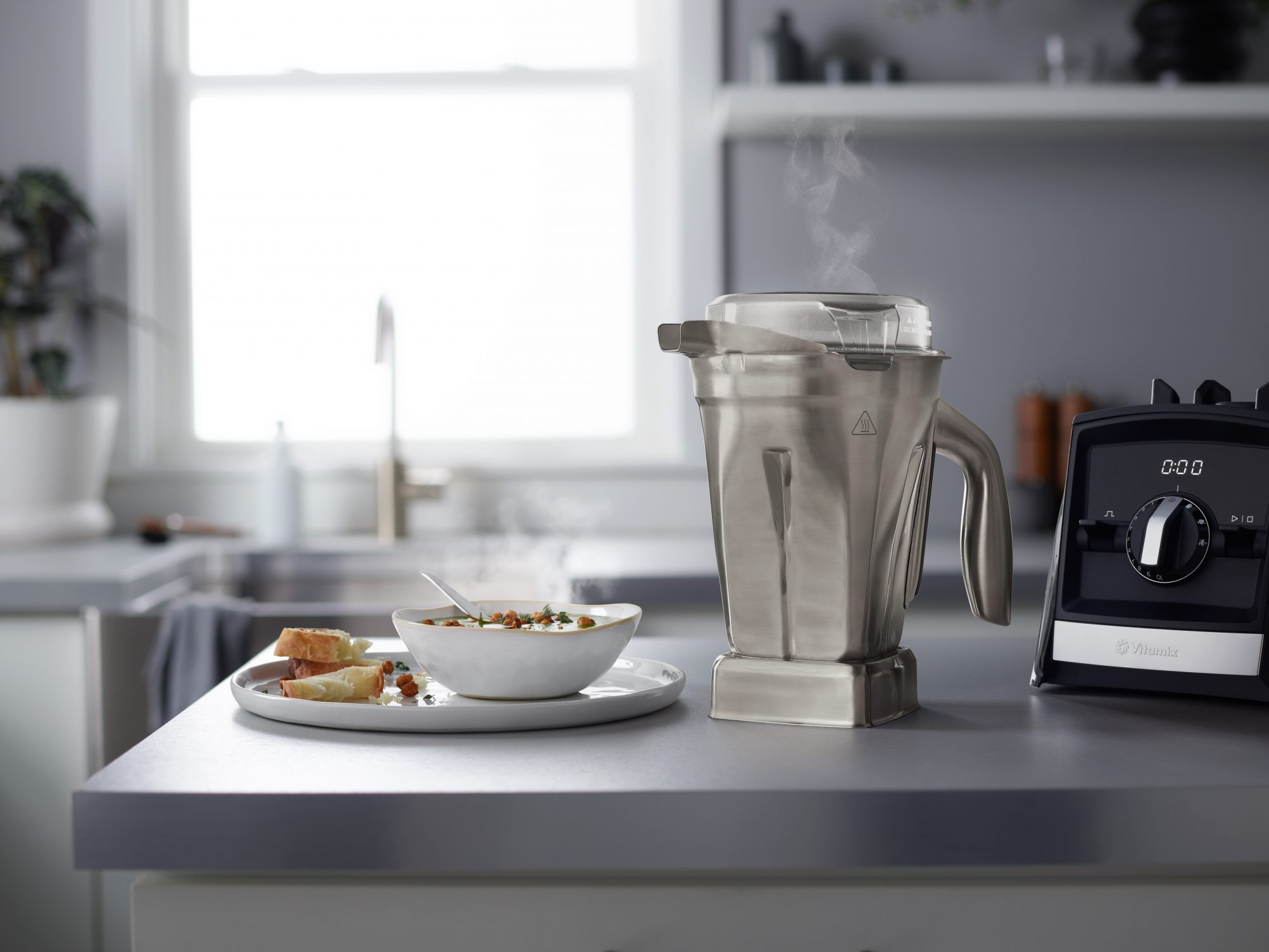Vitamix Stainless Steel Blender