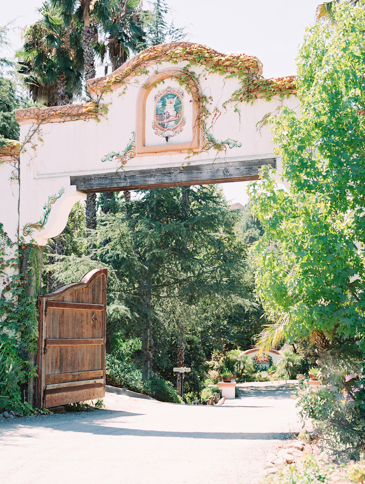 Rancho Las Lomas wedding venue