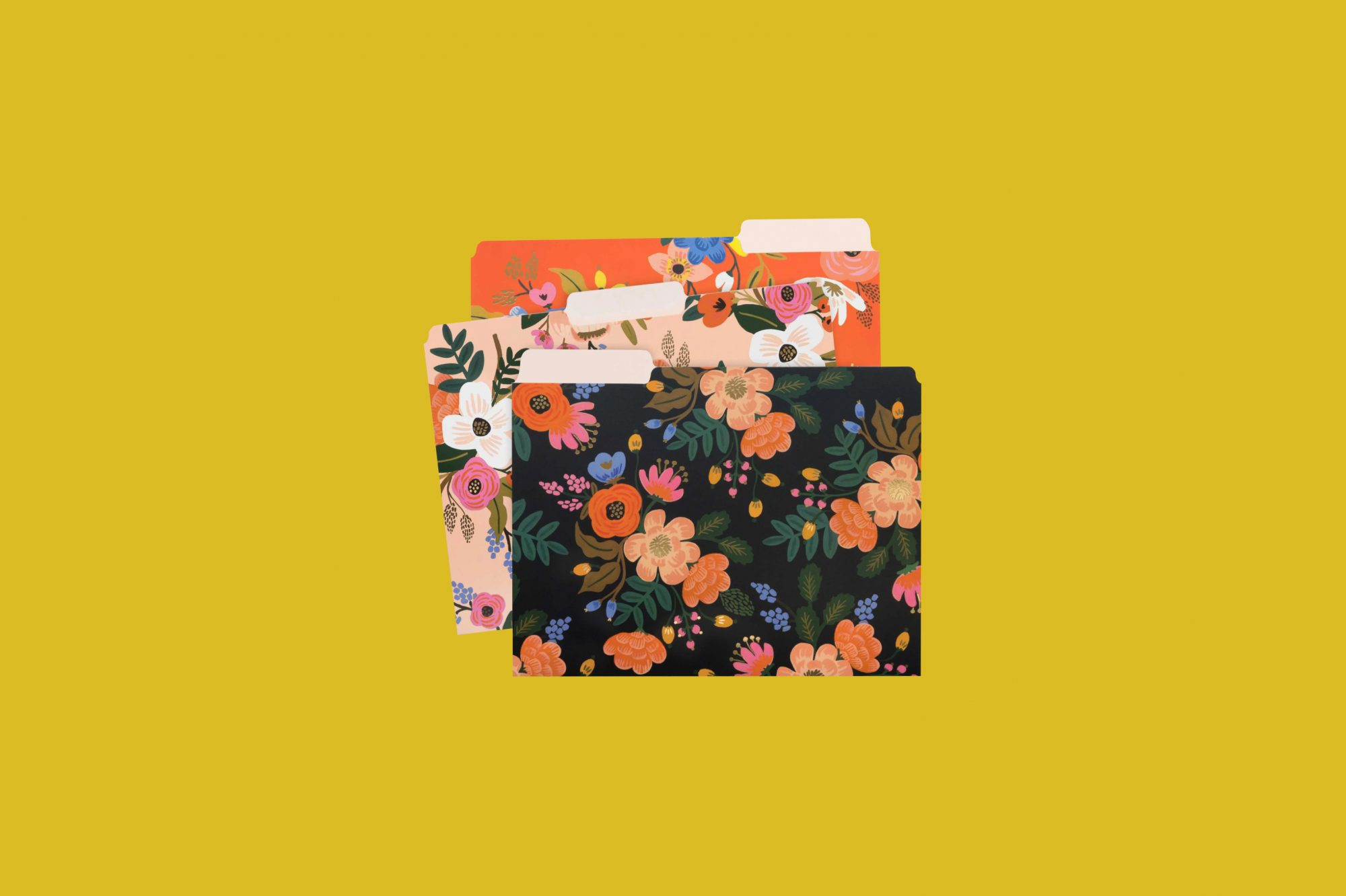 Rifle Paper Co Assorted File Folders