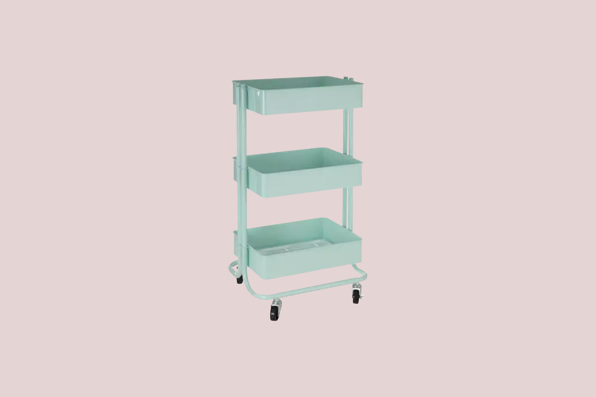 Michael's Lexington 3-Tier Rolling Cart by Recollections