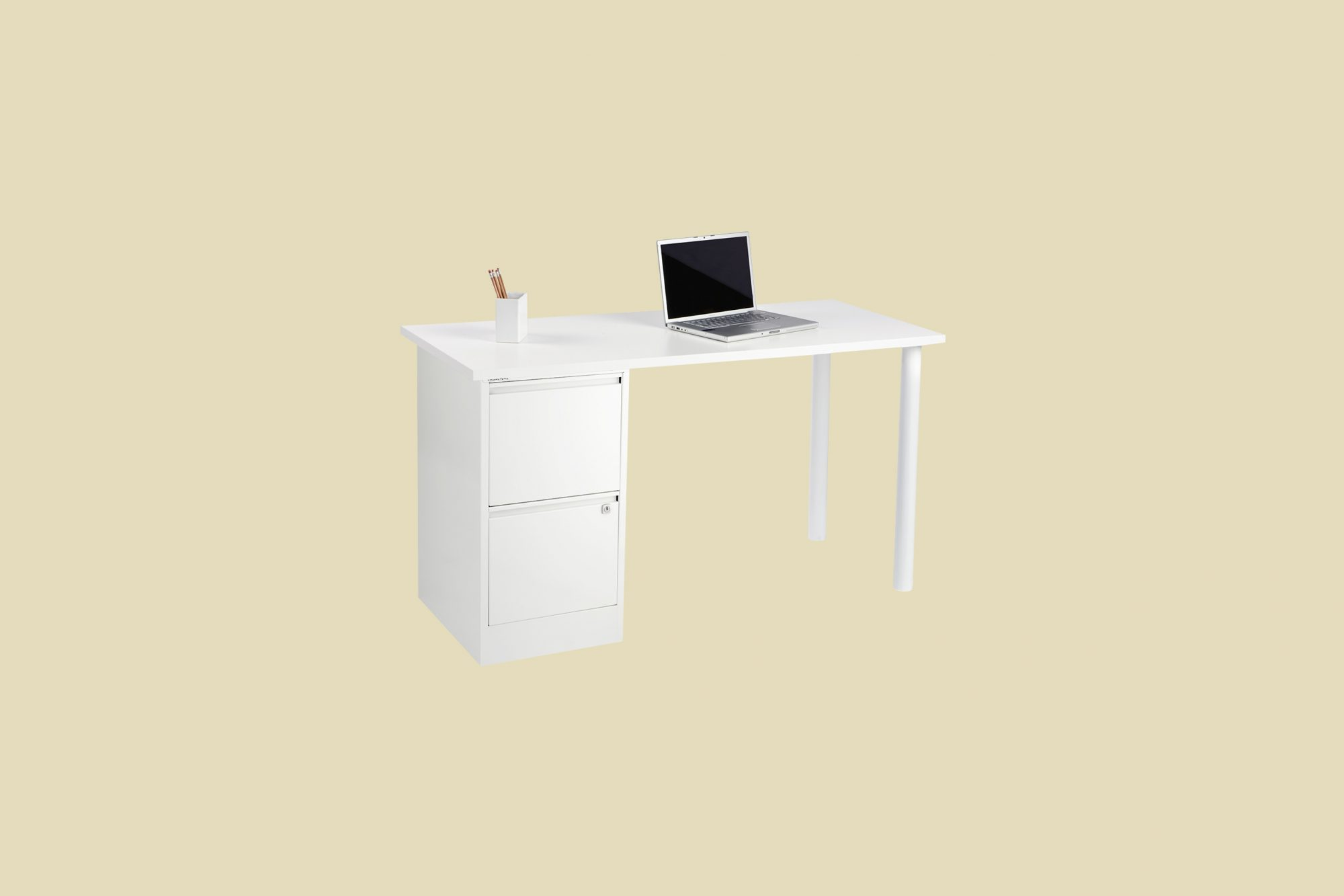 """The Container Store """"Design Your Own"""" Custom Desk"""
