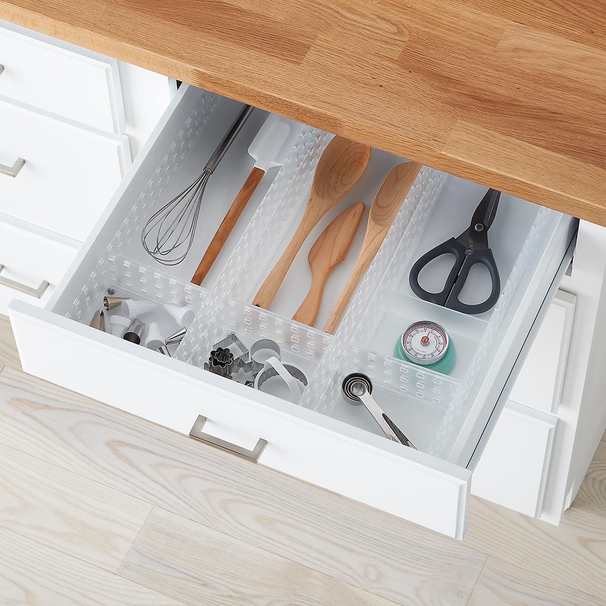"""The Container Store """"Like-It"""" Drawer Organizer Starter Kit"""