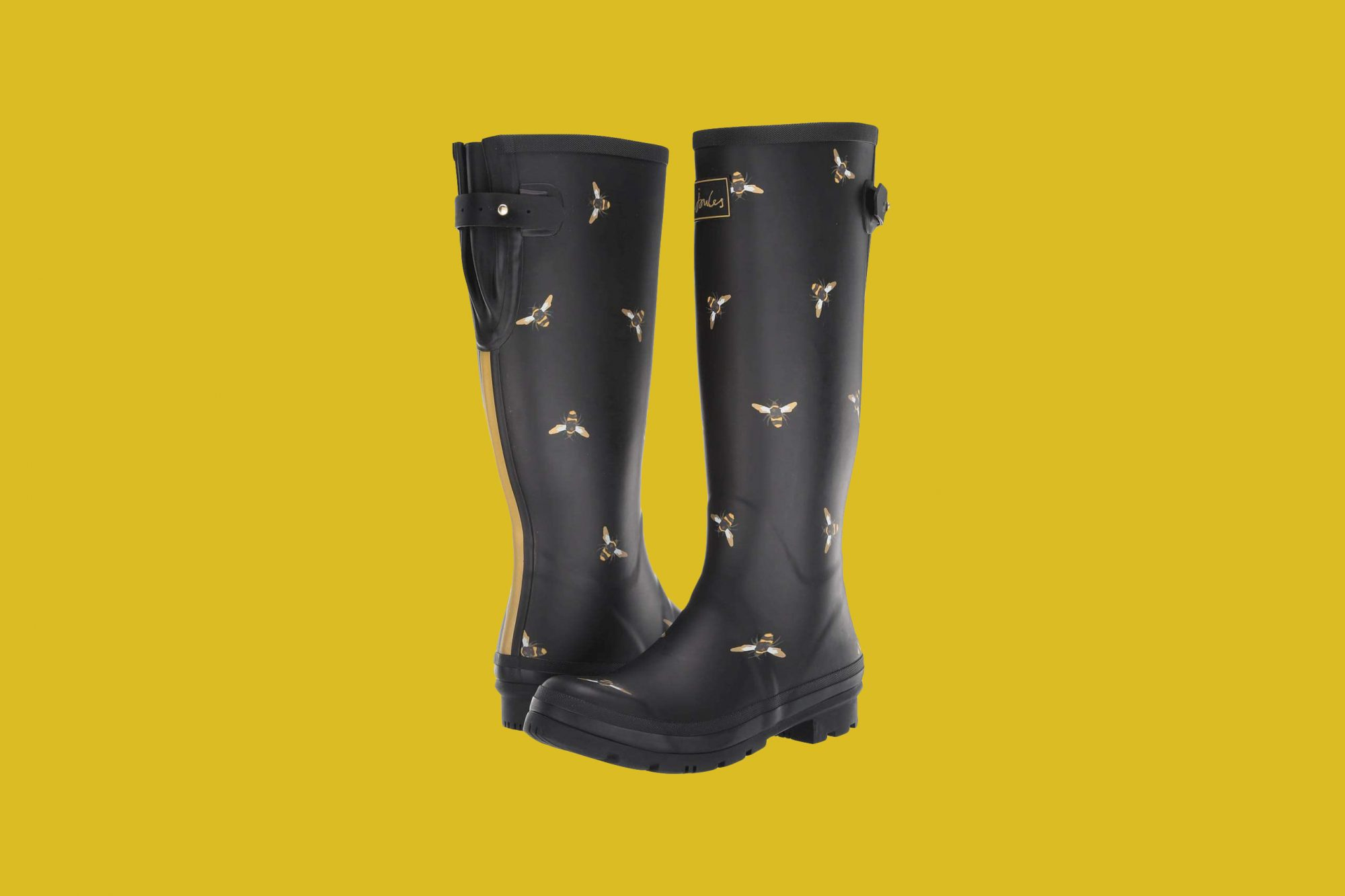 Joules Welly Print With Adjustable Back Gussett