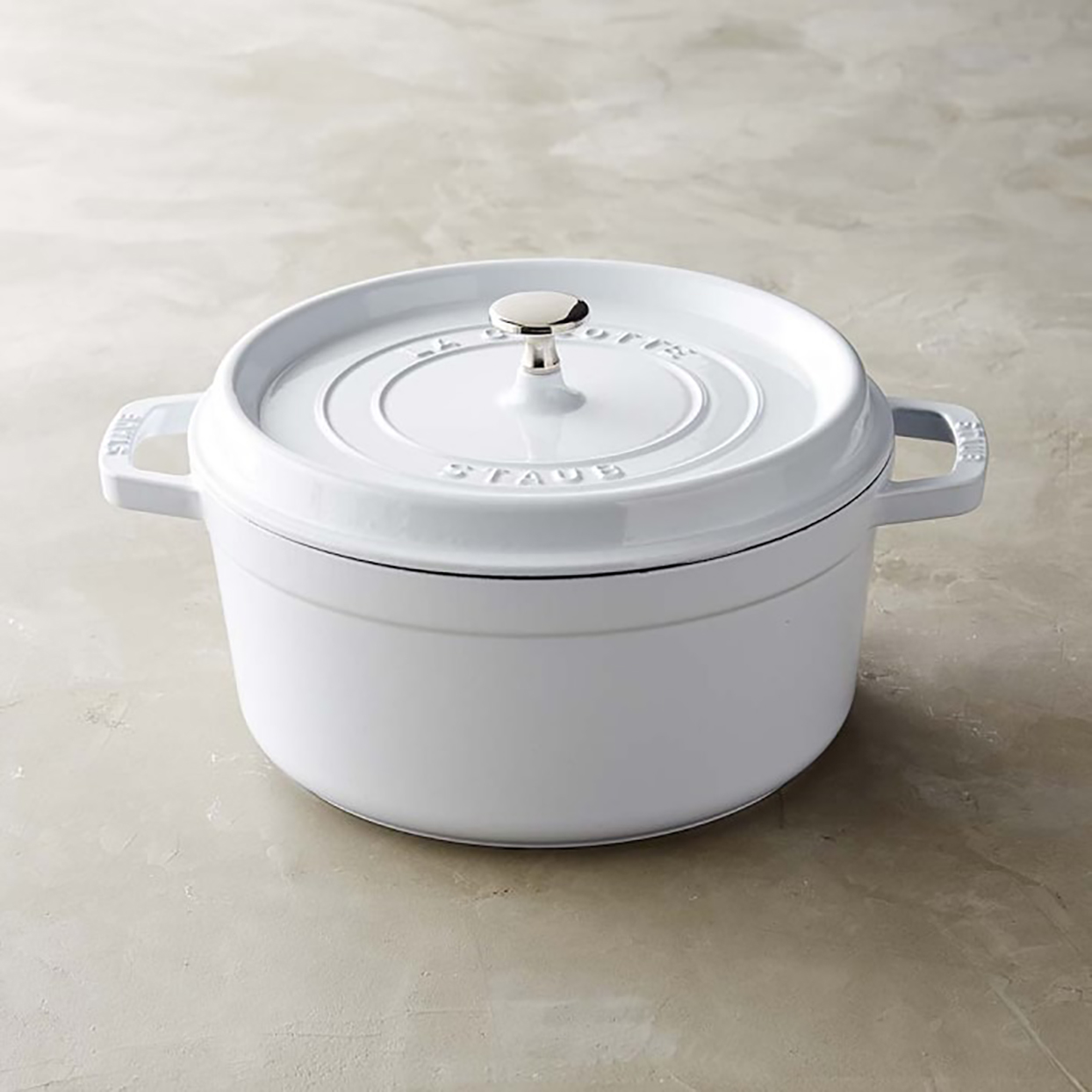 small dutch oven by Staub