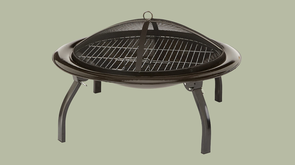 Outdoor Portable Propane Gas Fire Pit